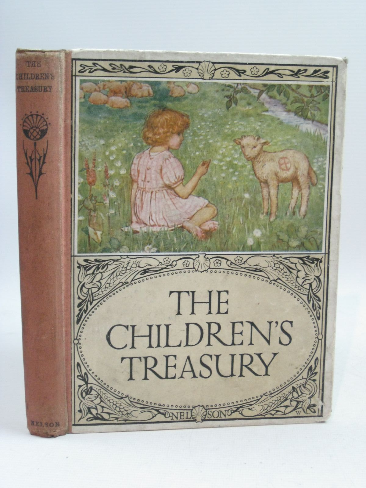 Photo of THE CHILDREN'S TREASURY OF PICTURES AND STORIES NO. XIX written by Brazil, Angela<br />Bevan, Tom<br />Scott-Hopper, Queenie<br />et al, illustrated by Anderson, Anne<br />et al., published by Thomas Nelson and Sons Ltd. (STOCK CODE: 1505396)  for sale by Stella & Rose's Books