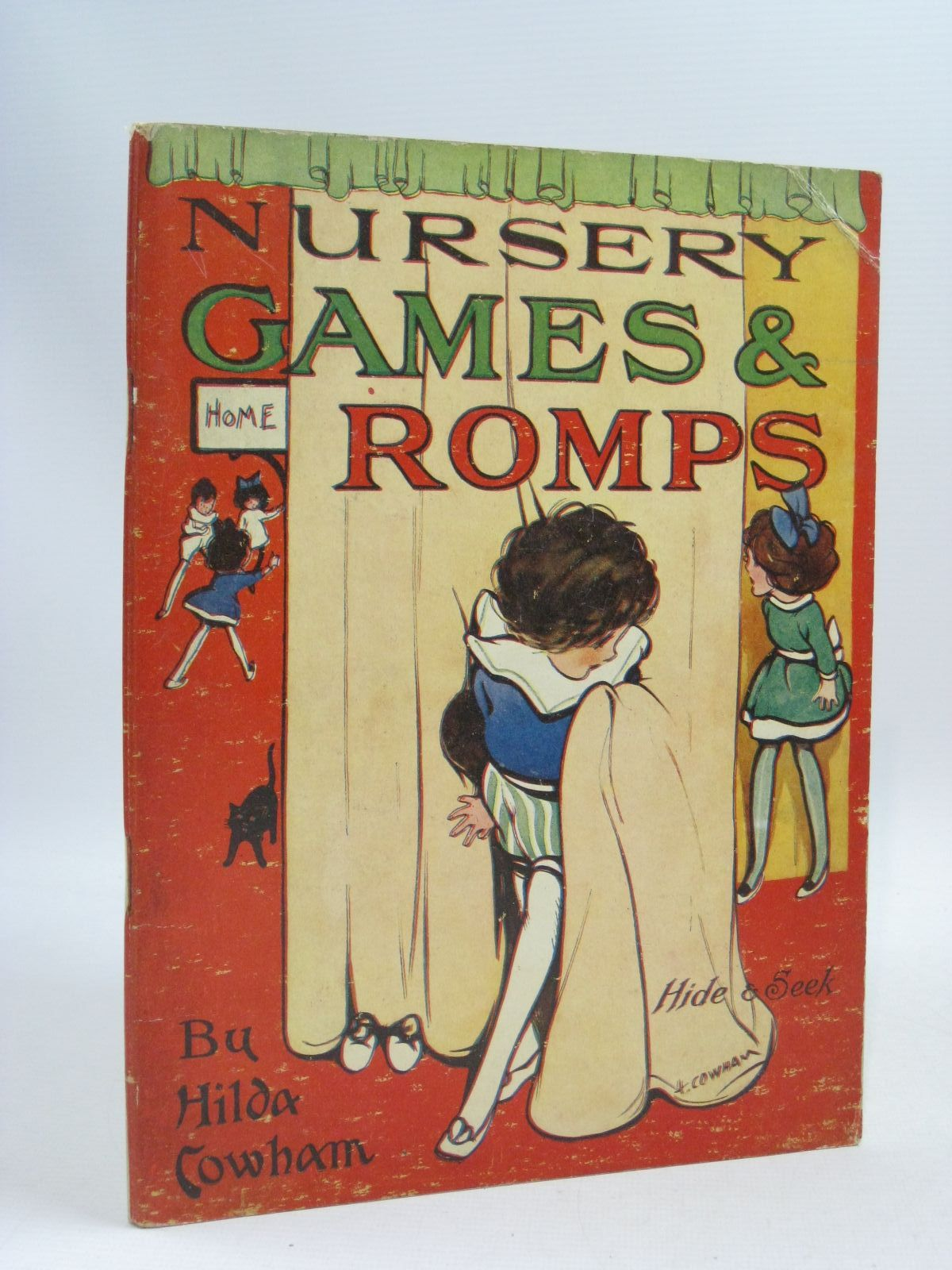 Photo of NURSERY GAMES AND ROMPS- Stock Number: 1505420