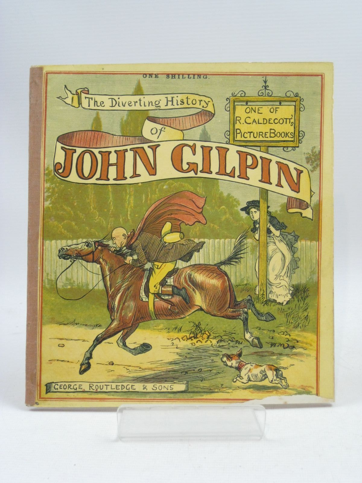 Photo of THE DIVERTING HISTORY OF JOHN GILPIN- Stock Number: 1505432