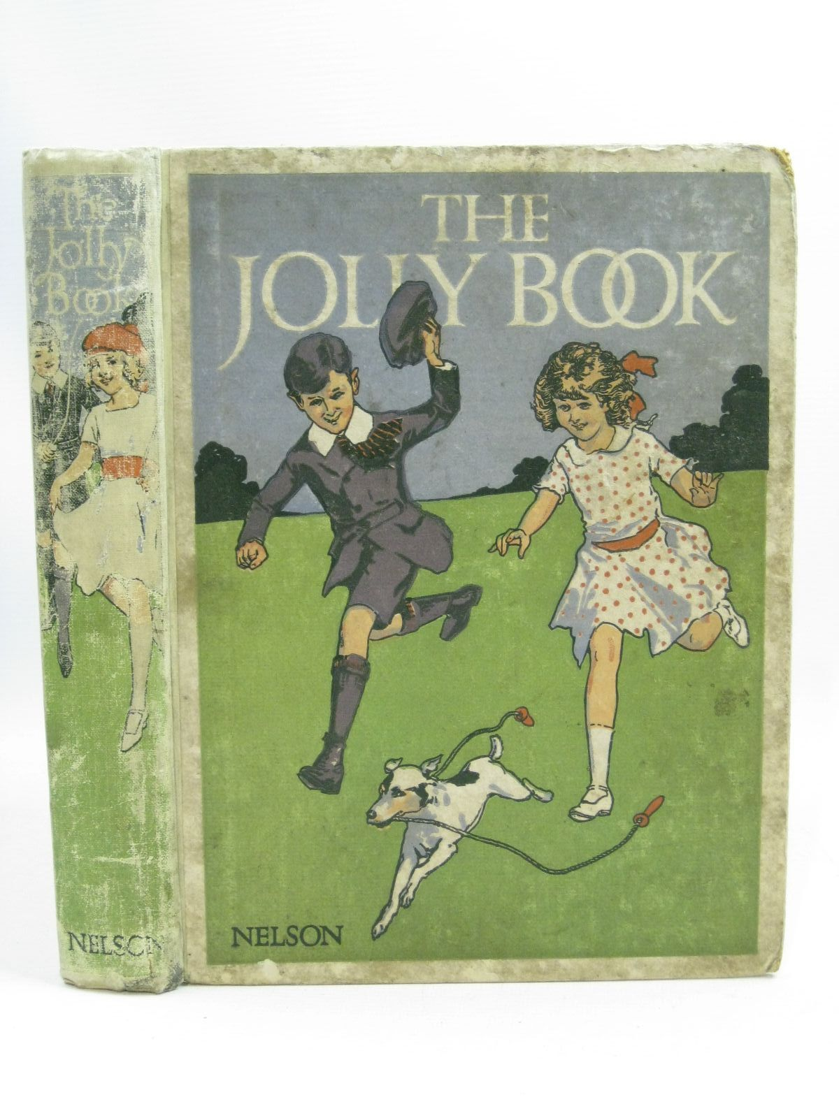 Photo of THE JOLLY BOOK - FOURTEENTH YEAR written by Chisholm, Edwin<br />Avery, Harold<br />Talbot, Ethel<br />Hopcroft, G.E.<br />et al, illustrated by Wood, Lawson<br />Groome, W.H.C.<br />Fraser, Peter<br />et al., published by Thomas Nelson and Sons Ltd. (STOCK CODE: 1505452)  for sale by Stella & Rose's Books