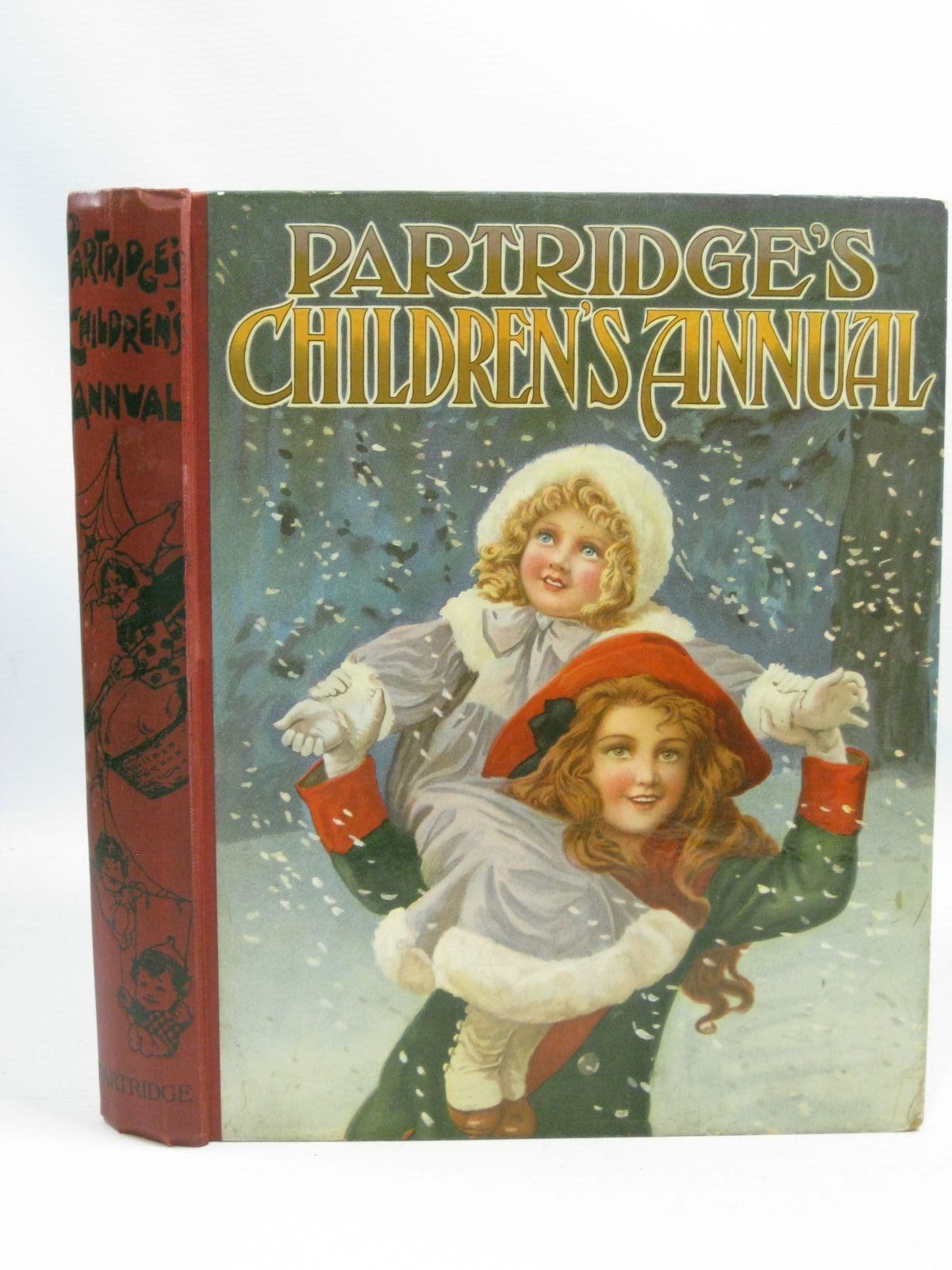 Photo of PARTRIDGE'S CHILDREN'S ANNUAL - 5TH YEAR written by Moore, Dorothea Lea, John Inchfawn, Fay et al, illustrated by Aris, Ernest A. Wain, Louis Earnshaw, Harold C. Lumley, Savile Tarrant, Margaret Temple, Chris et al., published by S.W. Partridge & Co. Ltd. (STOCK CODE: 1505453)  for sale by Stella & Rose's Books