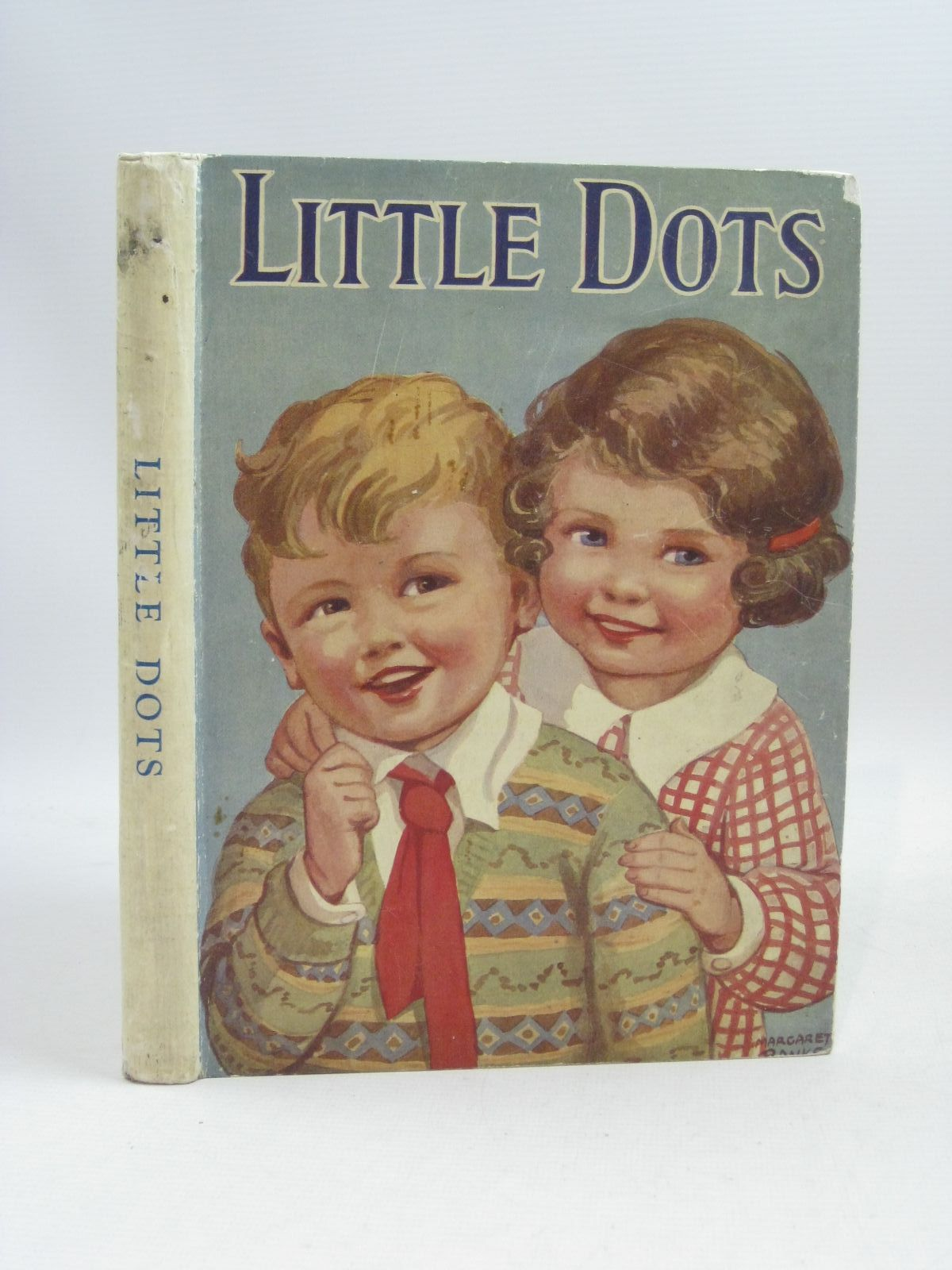 Photo of LITTLE DOTS FORTY-SEVENTH ANNUAL VOLUME written by Talbot, Ethel<br />Bradley, Christine E.<br />Stevenson, Mabel M.<br />et al, illustrated by Harris, Muriel<br />Cowham, Hilda<br />Smith, May<br />et al., published by Office Of little Dots (STOCK CODE: 1505454)  for sale by Stella & Rose's Books