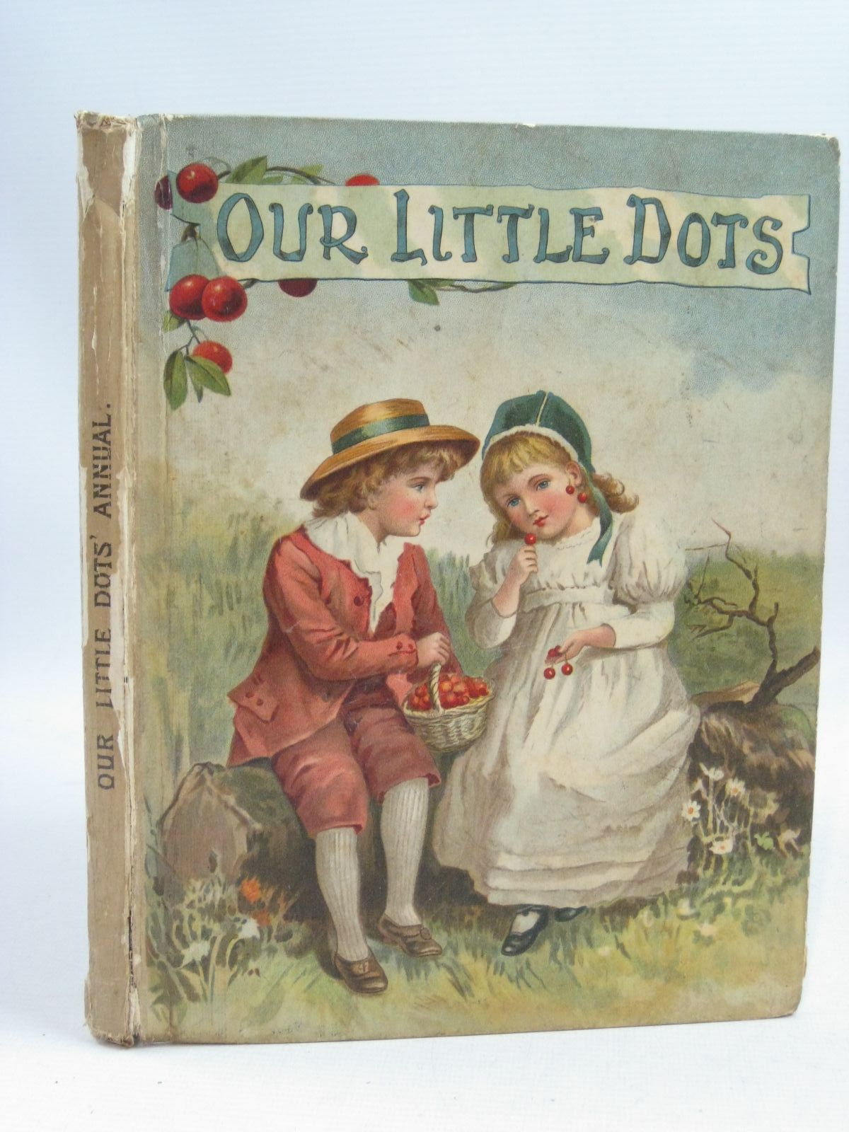 Photo of OUR LITTLE DOTS VOLUME XVI written by Lowe, Constance M. Lea, John Hurrell, Marian Isabel et al, illustrated by Wain, Louis Corbould, Walton Scott, Sybil Leigh, Felix et al., published by The Religious Tract Society (STOCK CODE: 1505458)  for sale by Stella & Rose's Books