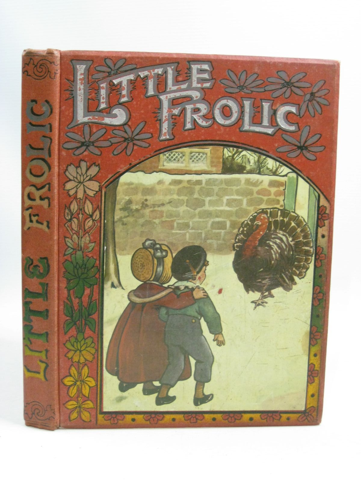 Photo of LITTLE FROLIC illustrated by Wain, Louis Etheridge, C. Wright, Alan Scott, Sybil et al., published by John F. Shaw & Co. (STOCK CODE: 1505460)  for sale by Stella & Rose's Books