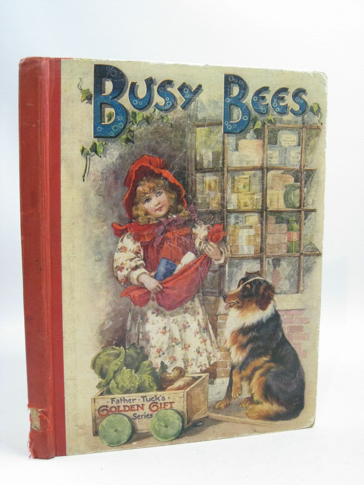 Photo of BUSY BEES written by Vredenburg, Edric<br />Fenn, George Manville<br />Burnside, Helen Marion<br />Sowerby, Githa illustrated by Foster, W.<br />Taylor, E.M.<br />Cowham, Hilda<br />Attwell, Mabel Lucie<br />Neilson, Harry B.<br />et al., published by Raphael Tuck &amp; Sons Ltd. (STOCK CODE: 1505466)  for sale by Stella & Rose's Books