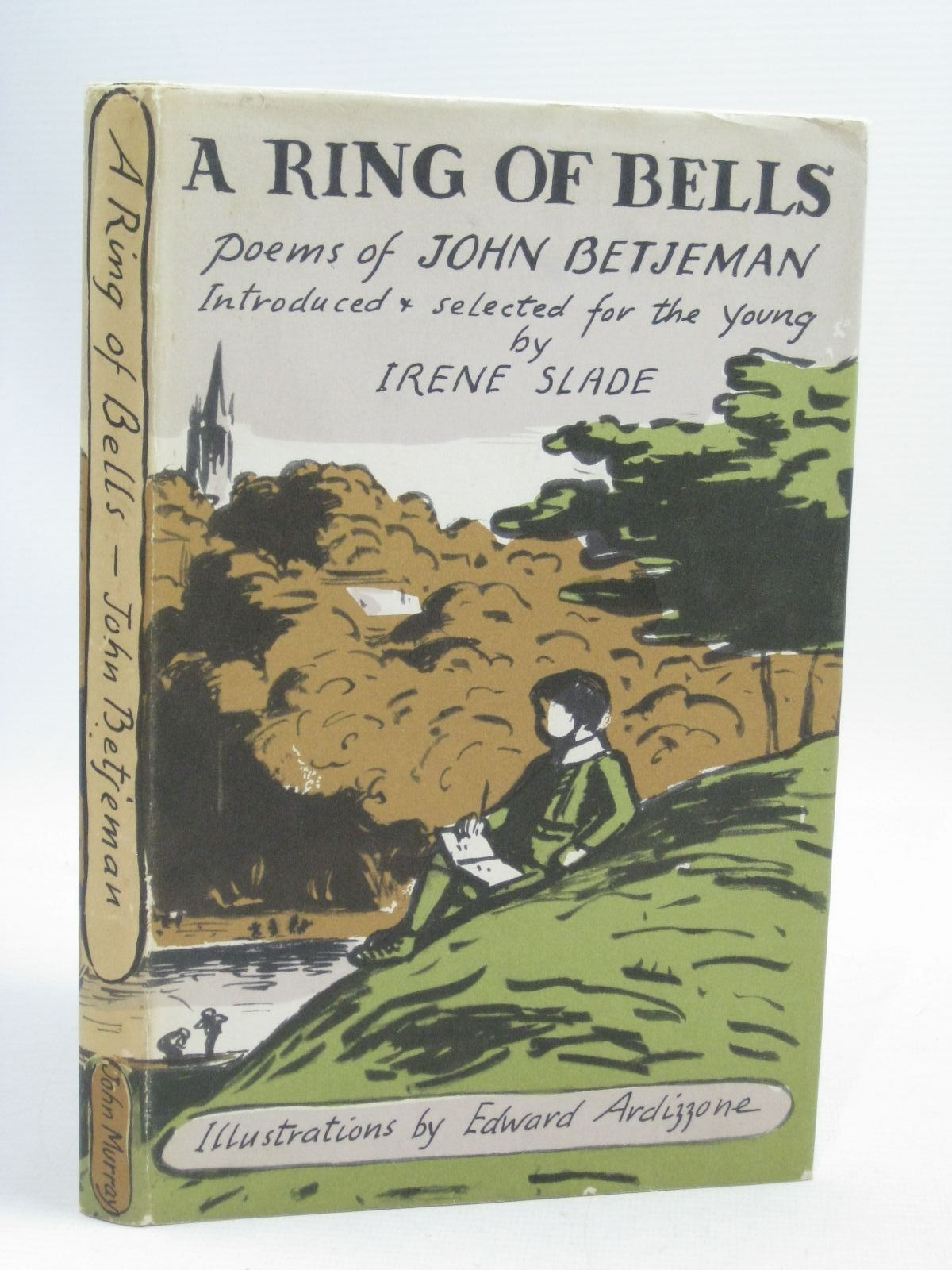 Photo of A RING OF BELLS written by Betjeman, John Slade, Irene illustrated by Ardizzone, Edward published by John Murray (STOCK CODE: 1505474)  for sale by Stella & Rose's Books