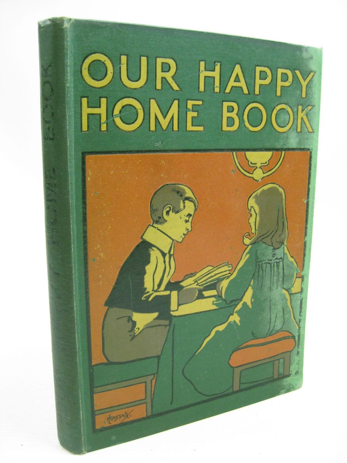 Photo of OUR HAPPY HOME BOOK- Stock Number: 1505498