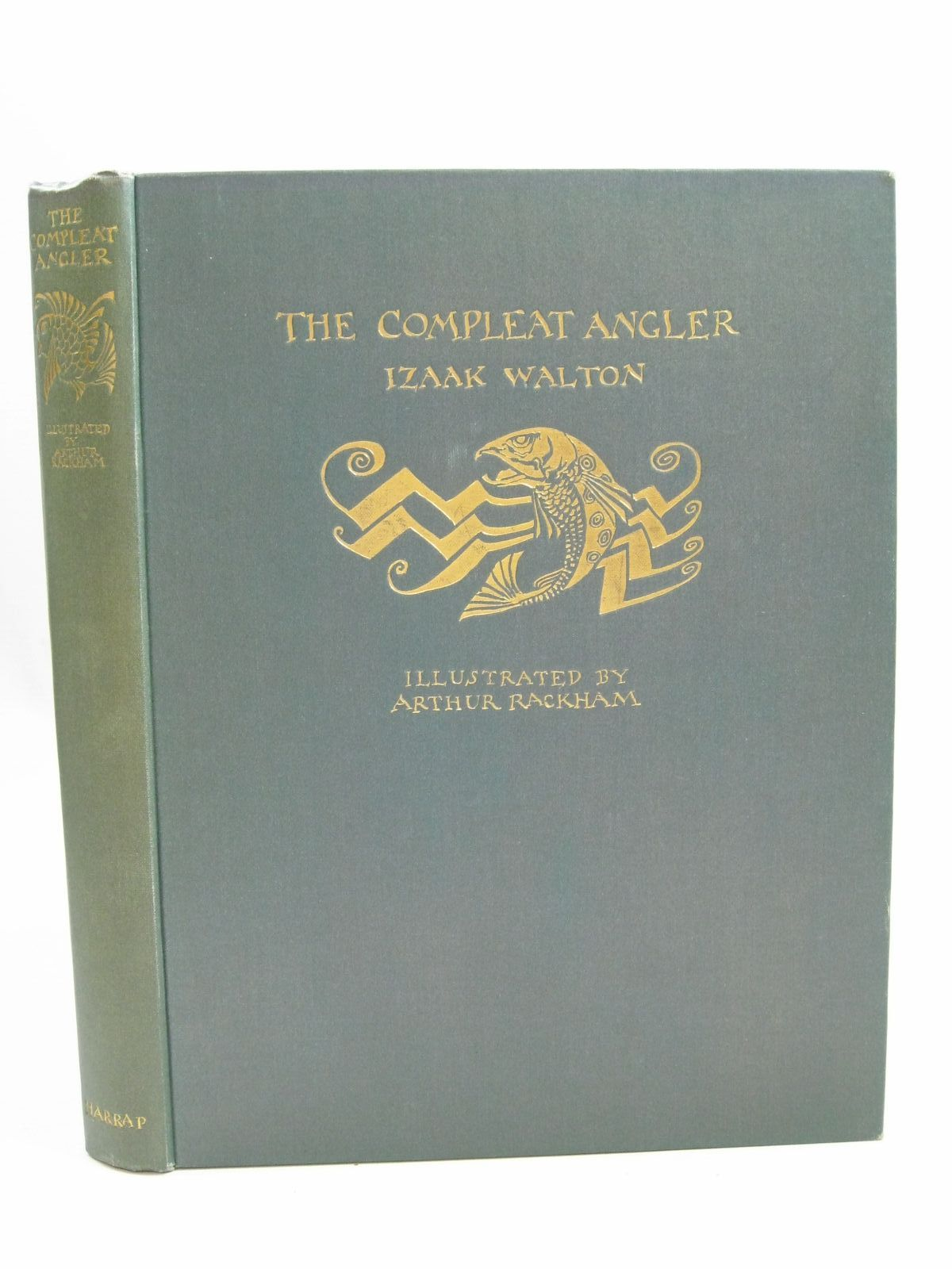 Photo of THE COMPLEAT ANGLER- Stock Number: 1505528