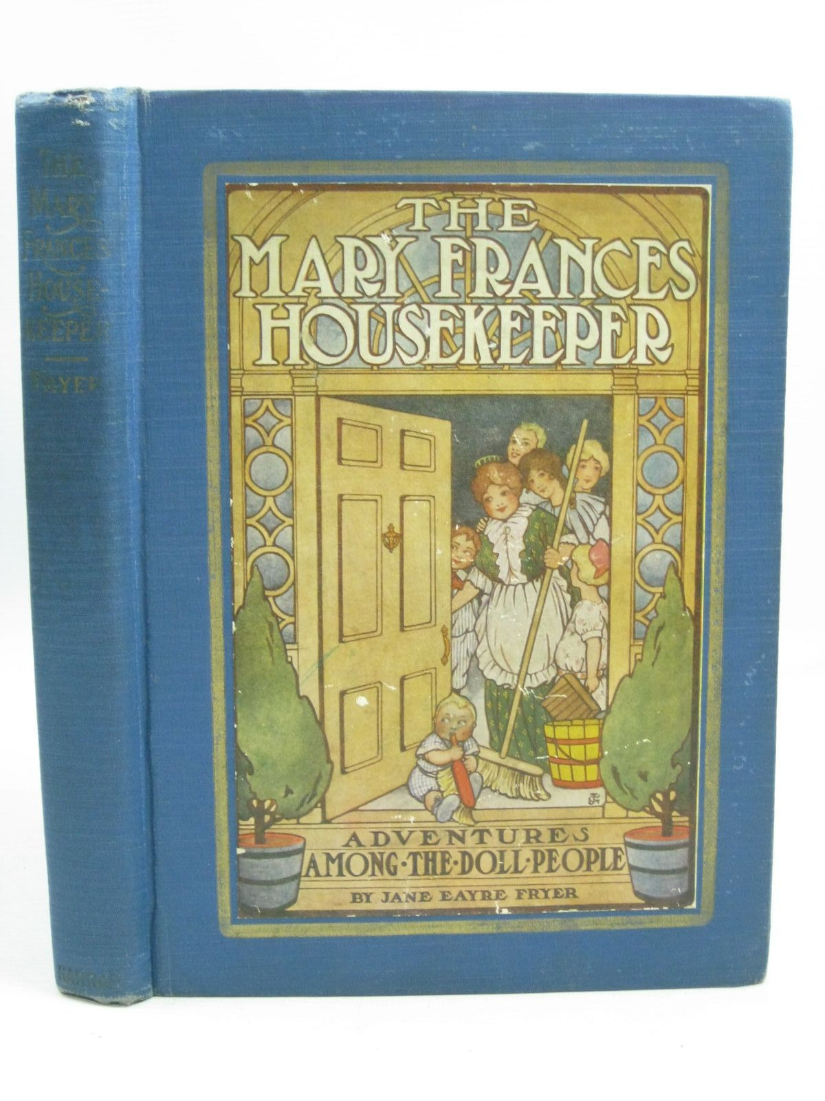 Photo of THE MARY FRANCES HOUSEKEEPER- Stock Number: 1505538