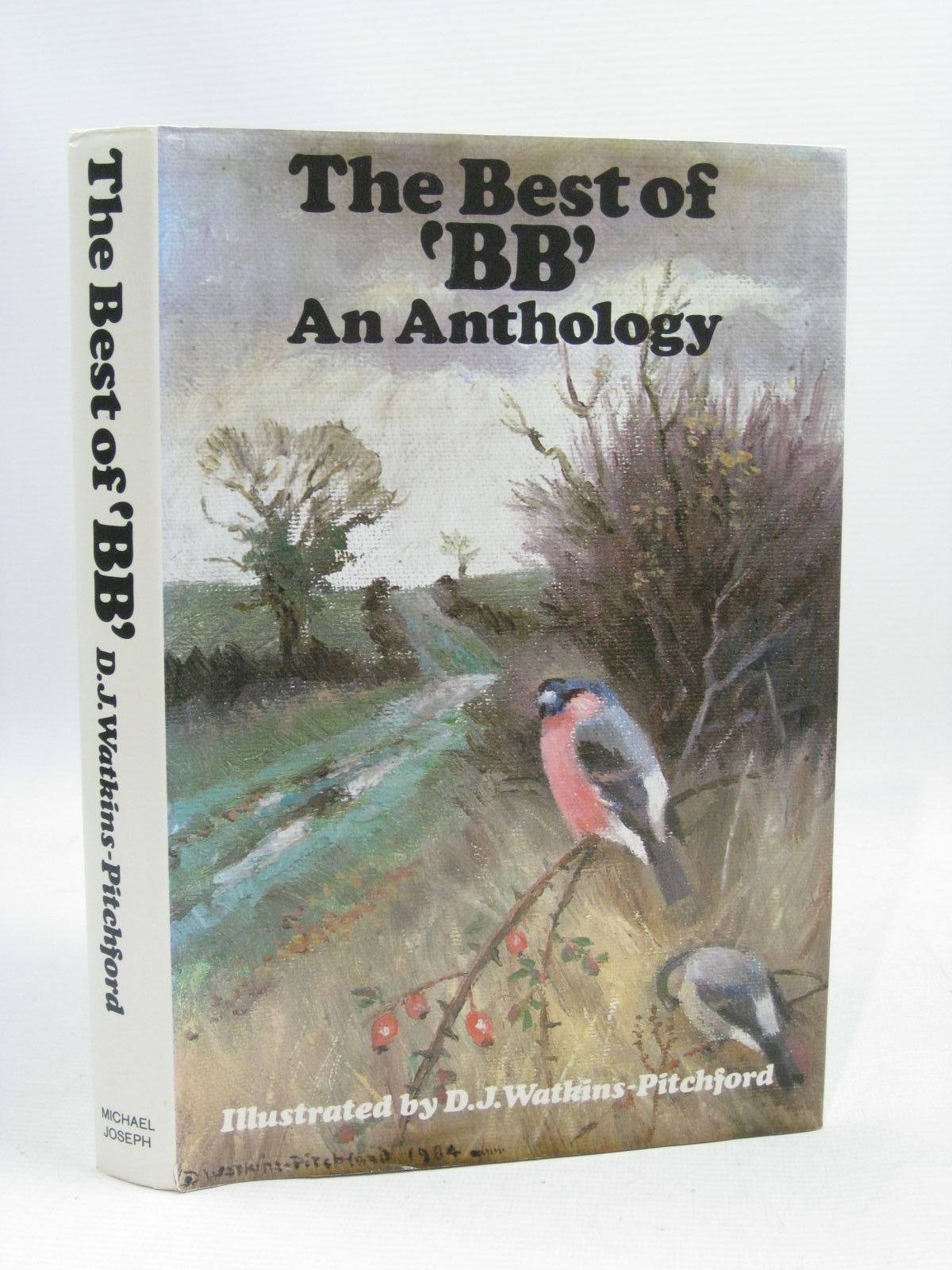 Photo of THE BEST OF BB AN ANTHOLOGY written by BB,  illustrated by BB,  published by Michael Joseph (STOCK CODE: 1505548)  for sale by Stella & Rose's Books