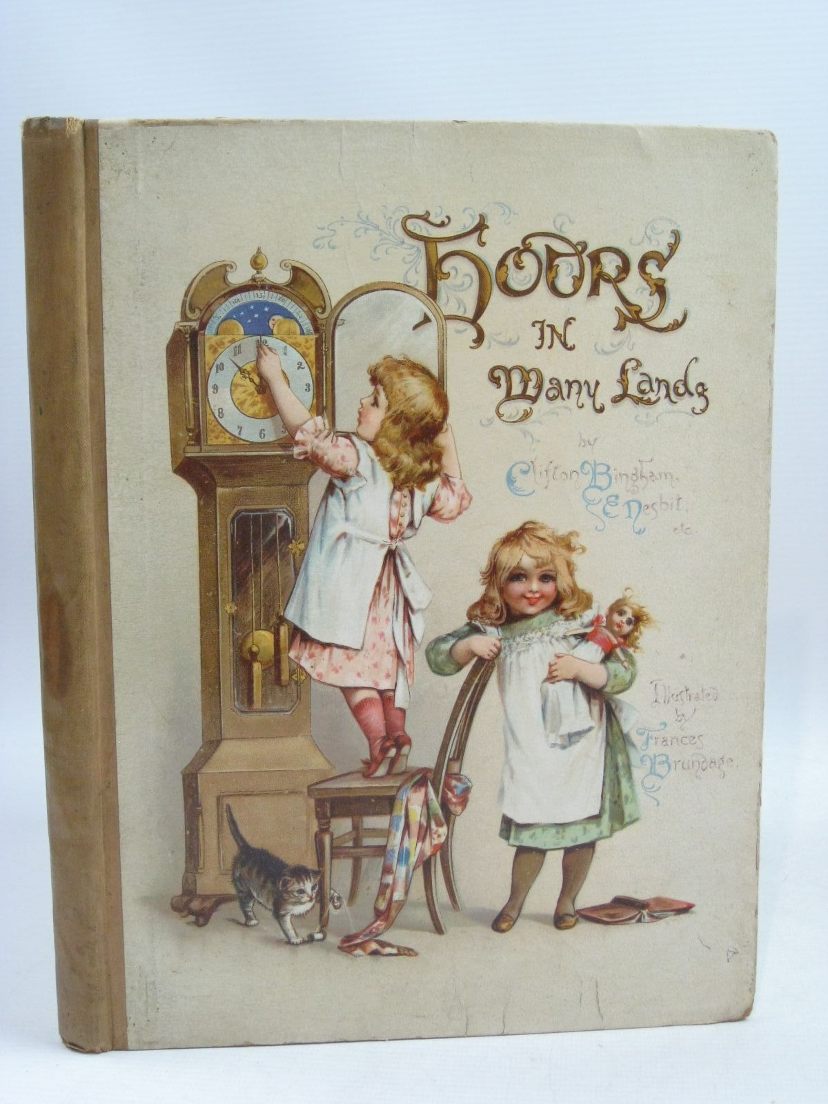 Photo of HOURS IN MANY LANDS- Stock Number: 1505554