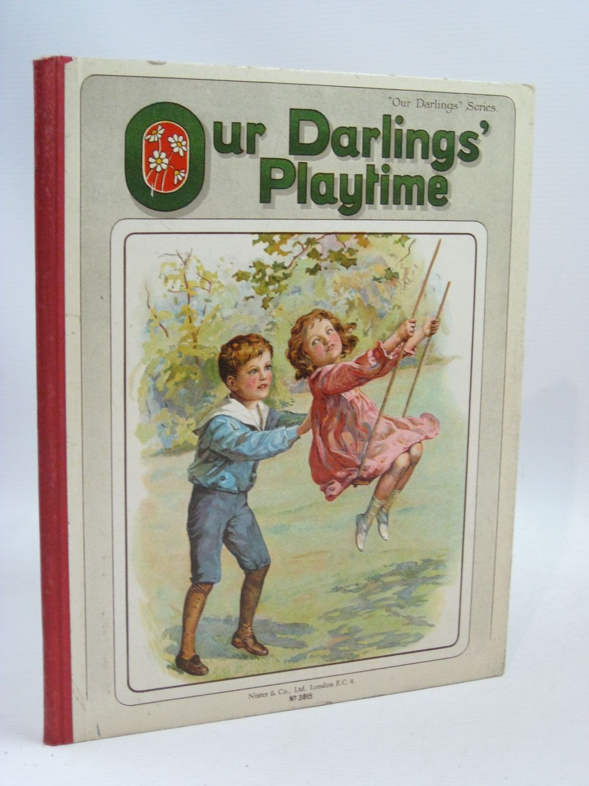 Photo of OUR DARLINGS' PLAYTIME published by Nister & Co. Ltd. (STOCK CODE: 1505714)  for sale by Stella & Rose's Books