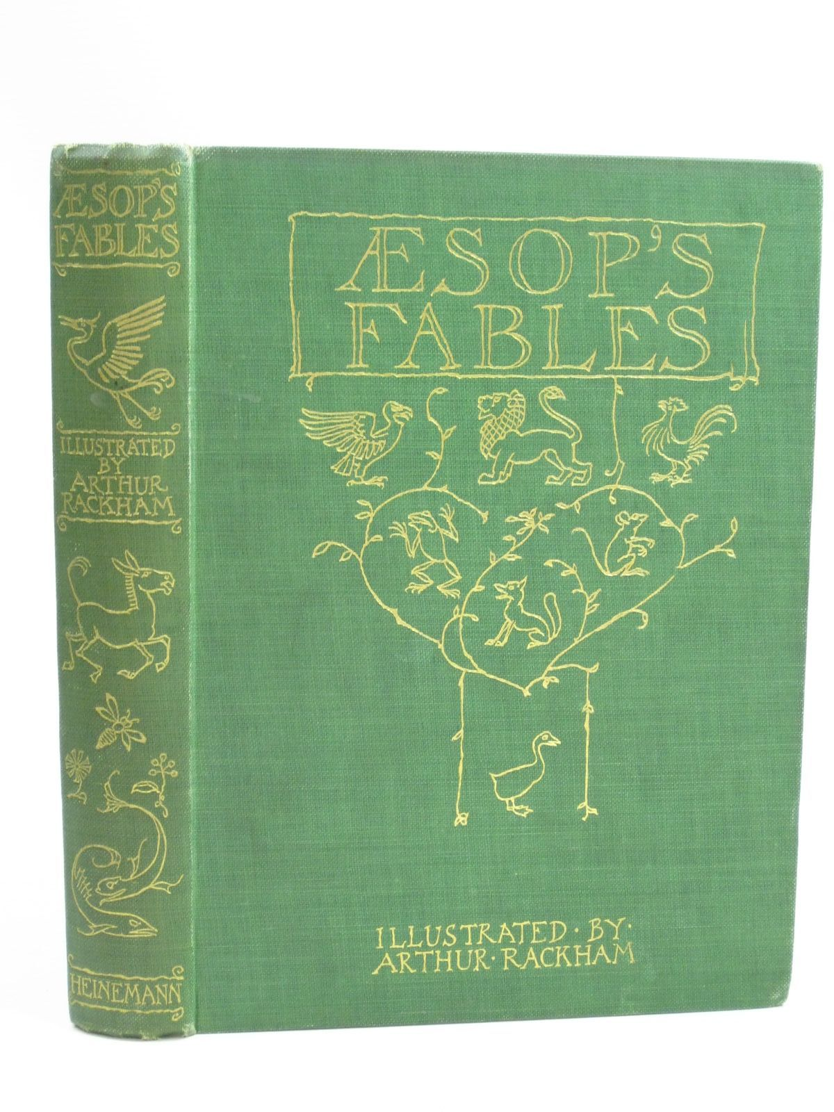 Photo of AESOP'S FABLES- Stock Number: 1505738