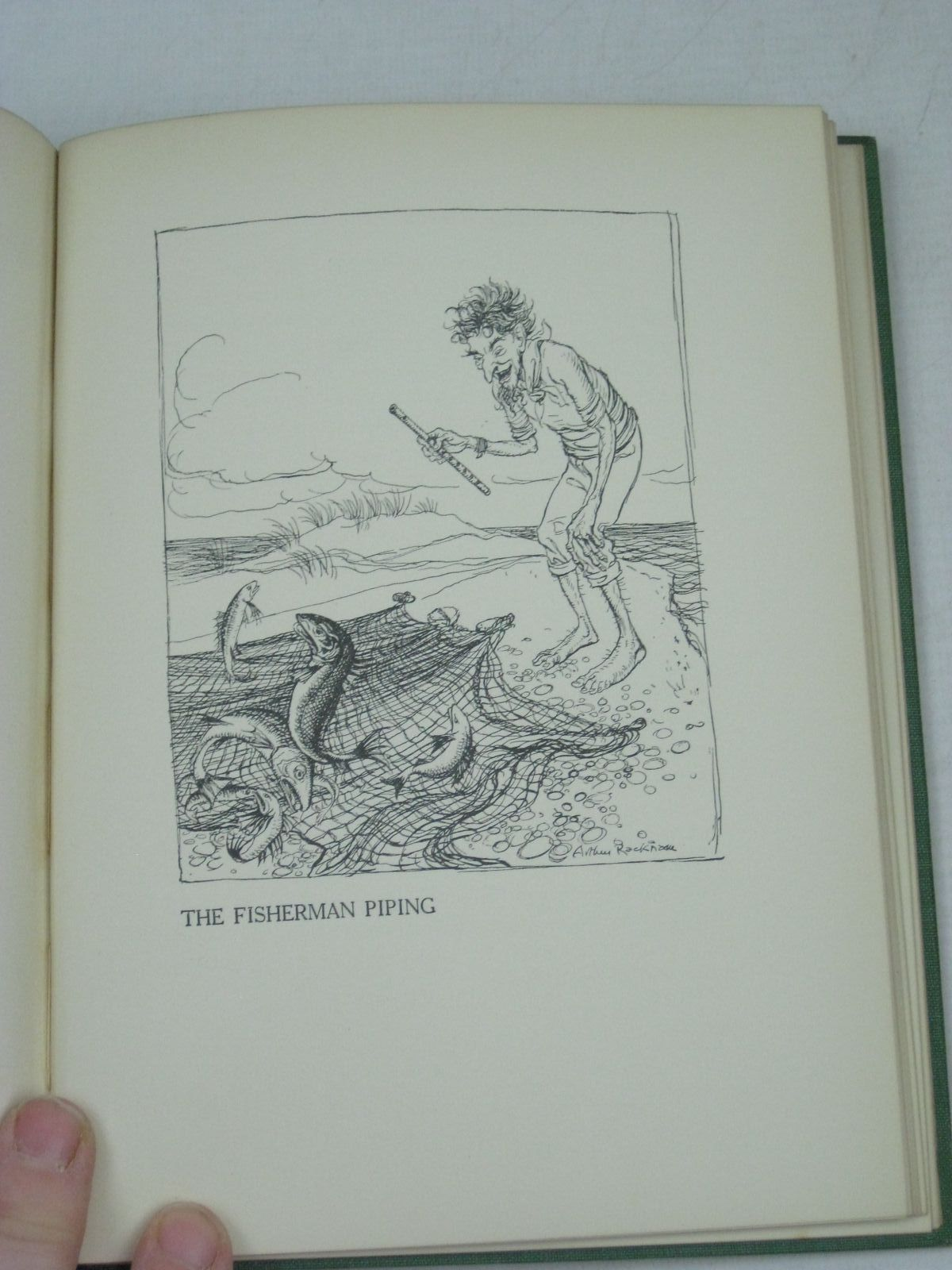 Photo of AESOP'S FABLES written by Aesop,  Jones, V.S. Vernon illustrated by Rackham, Arthur published by William Heinemann (STOCK CODE: 1505738)  for sale by Stella & Rose's Books