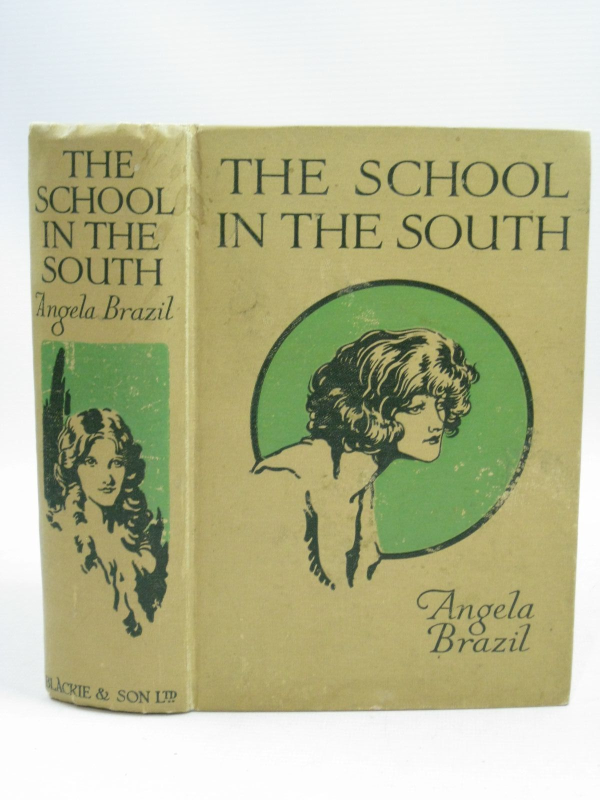 Photo of THE SCHOOL IN THE SOUTH written by Brazil, Angela illustrated by Broadhead, W. Smithson published by Blackie & Son Ltd. (STOCK CODE: 1505751)  for sale by Stella & Rose's Books
