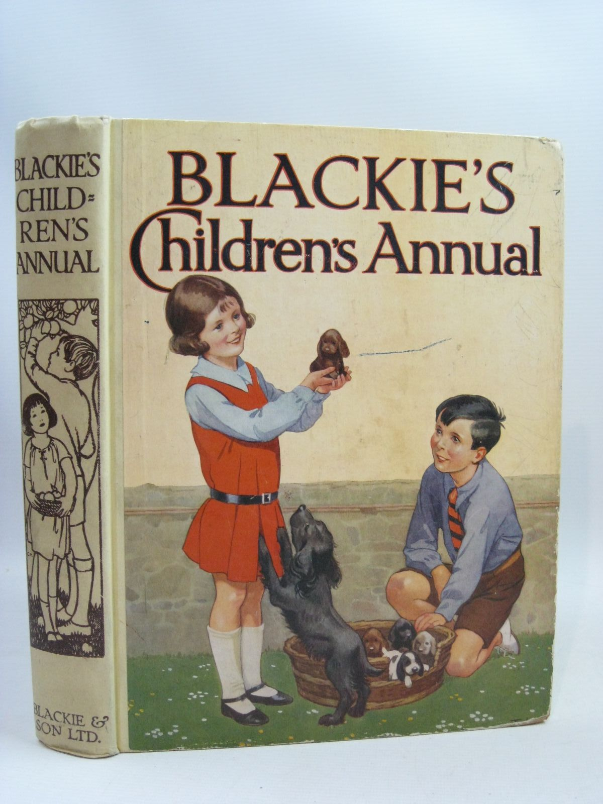 Photo of BLACKIE'S CHILDREN'S ANNUAL 28TH YEAR written by Hunter, Norman Englefield, Cicely Todd, Barbara Euphan Barker, Cicely Mary et al,  illustrated by Beaman, S.G. Hulme Brock, H.M. Rountree, Harry Barker, Cicely Mary Bull, Rene et al.,  published by Blackie & Son Ltd. (STOCK CODE: 1505762)  for sale by Stella & Rose's Books