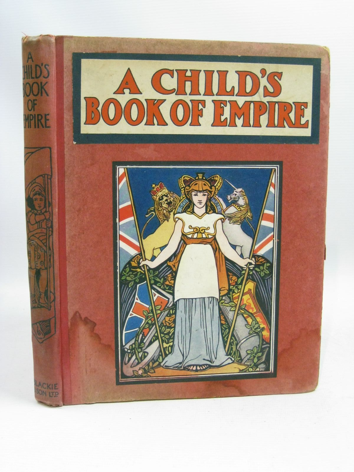 Photo of A CHILD'S BOOK OF EMPIRE- Stock Number: 1505768