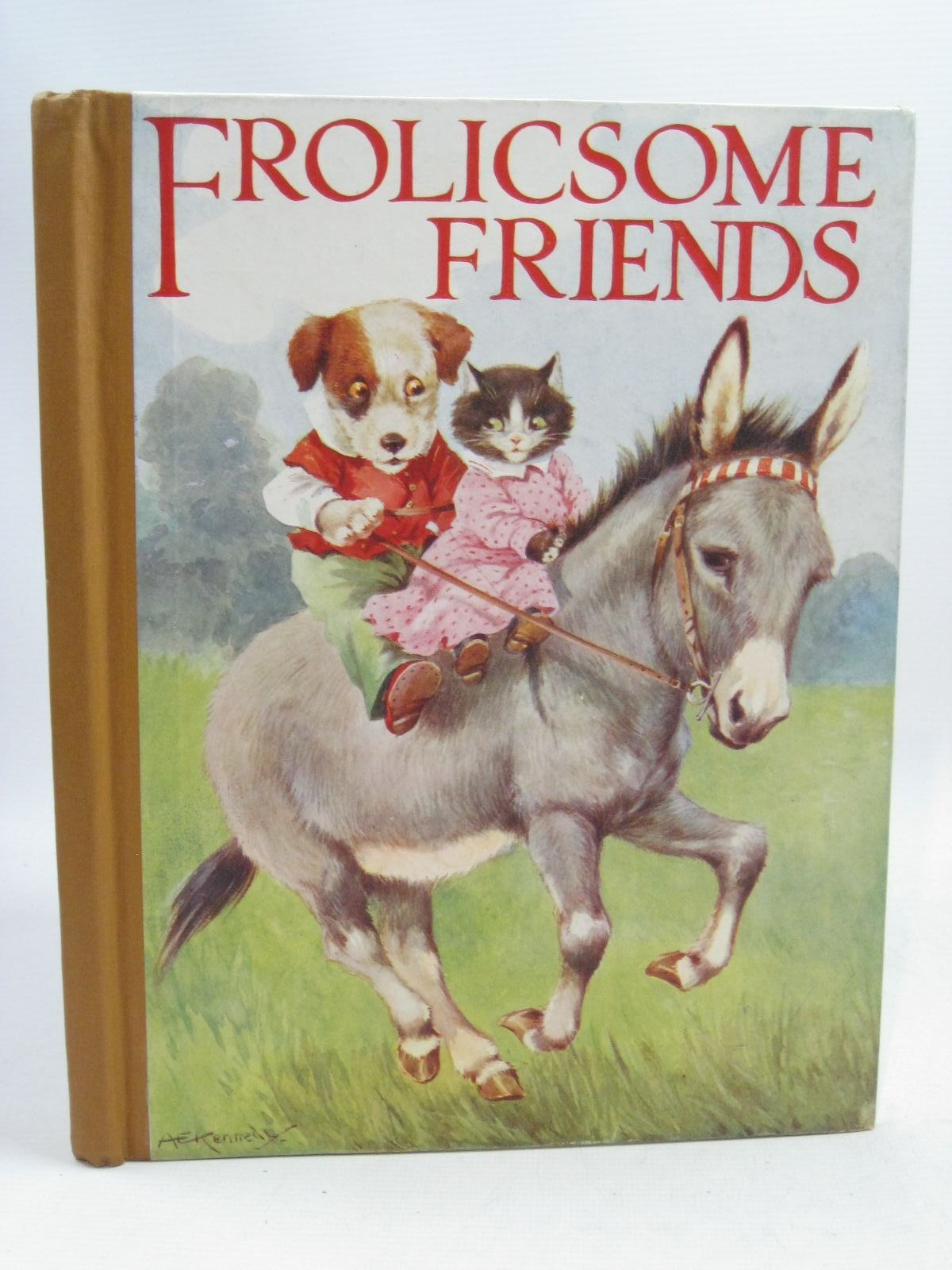 Photo of FROLICSOME FRIENDS- Stock Number: 1505789