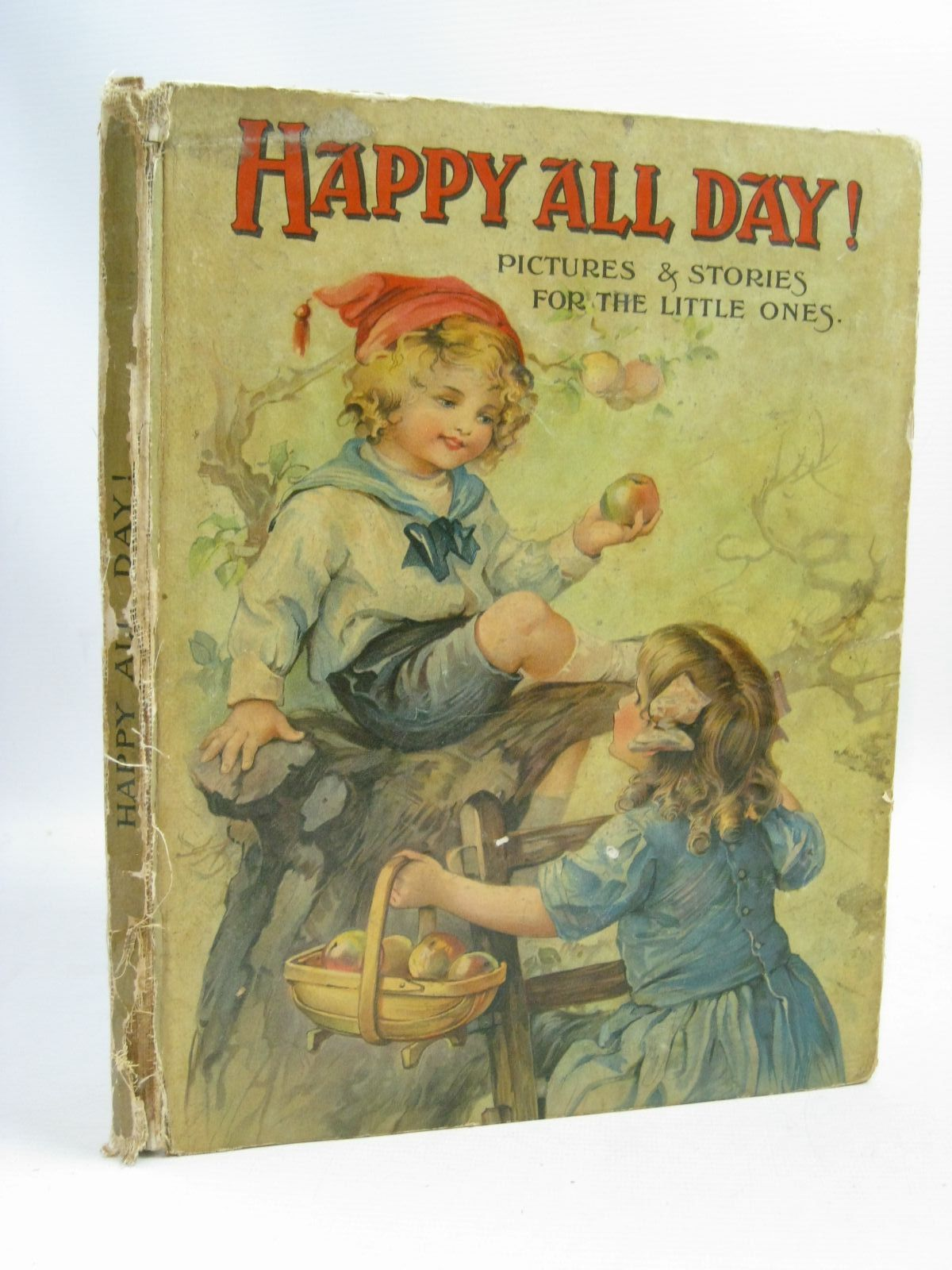 Photo of HAPPY ALL DAY! written by Braine, Sheila E.<br />Moore, Dorothea<br />Inchfawn, Fay<br />et al, illustrated by Aris, Ernest A.<br />Tarrant, Margaret<br />Neilson, Harry B.<br />et al., published by S.W. Partridge &amp; Co. Ltd. (STOCK CODE: 1505810)  for sale by Stella & Rose's Books