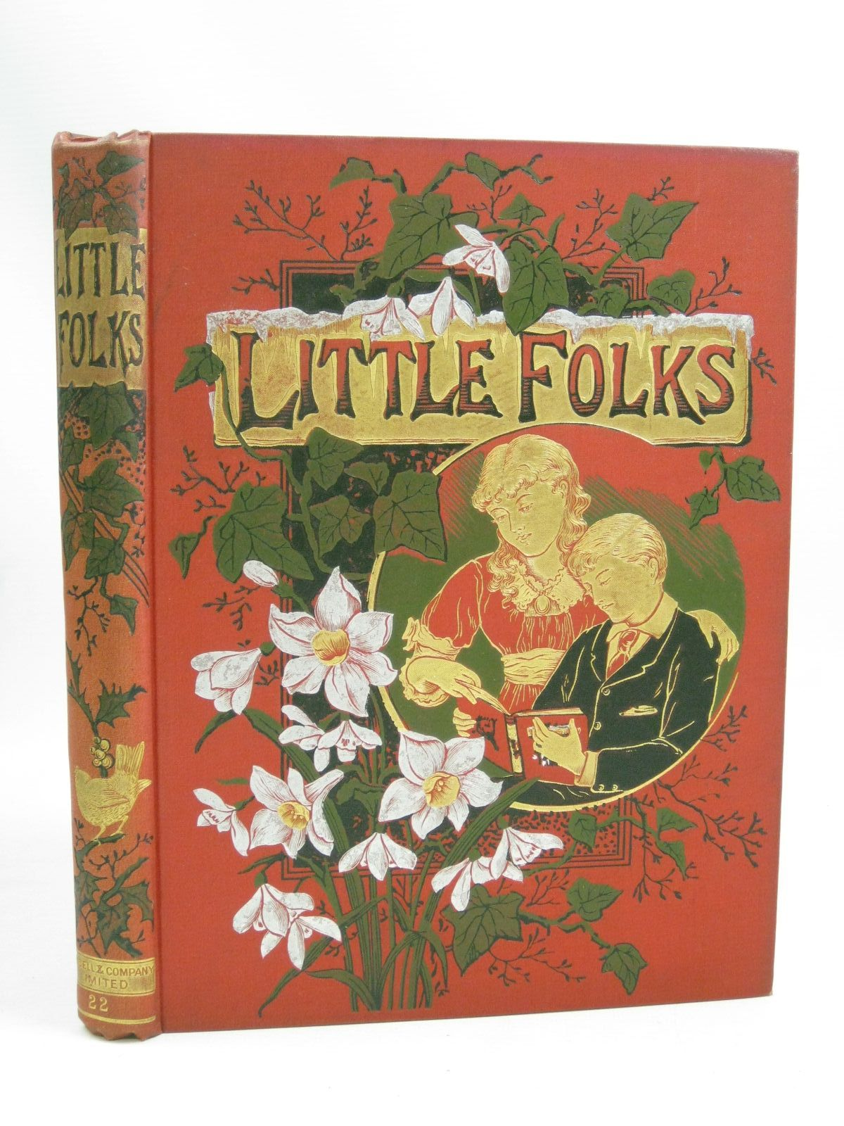 Photo of LITTLE FOLKS VOL 22 published by Cassell & Company Limited (STOCK CODE: 1505820)  for sale by Stella & Rose's Books