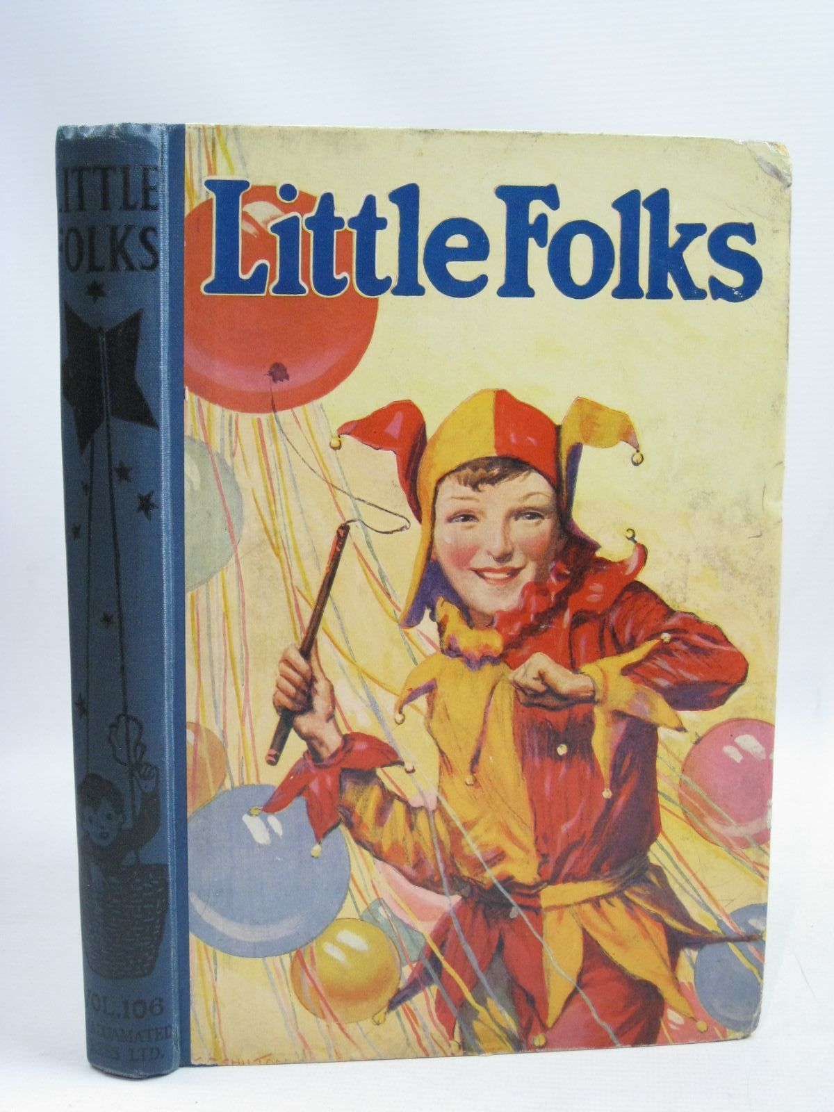 Photo of LITTLE FOLKS VOL 106 written by Mowbray, John Hayes, Nancy M. Williams, Eveline M. et al, illustrated by Anderson, Florence Mary Woolley, Harry Bernard, C.E.B. Rountree, Harry Pearse, S.B. Earnshaw, Harold et al., published by The Amalgamated Press Limited (STOCK CODE: 1505855)  for sale by Stella & Rose's Books