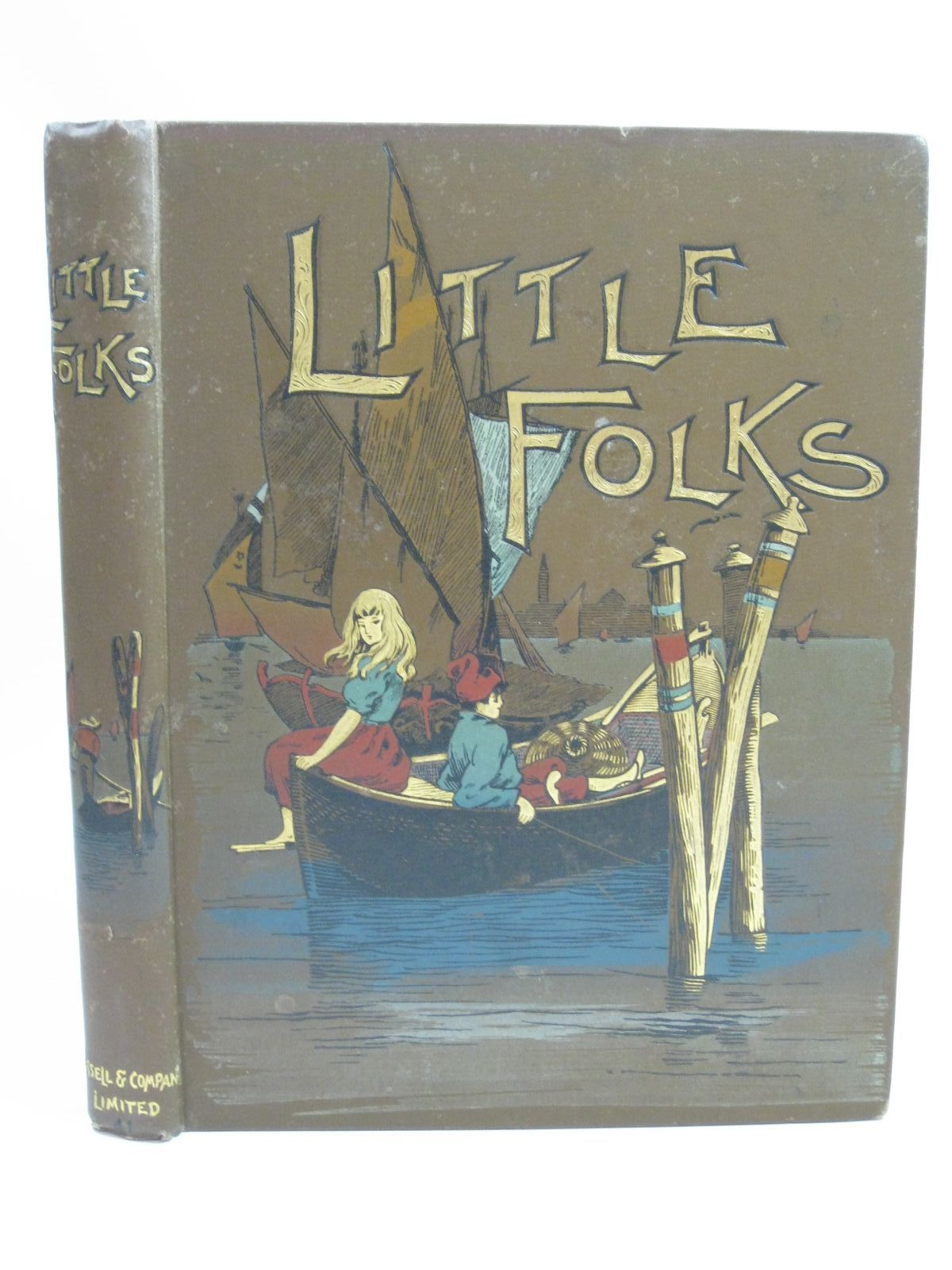 Photo of LITTLE FOLKS written by Meade, L.T. Groves, Percy et al, illustrated by Neilson, Harry B. Millar, H.R. et al., published by Cassell & Company Limited (STOCK CODE: 1505857)  for sale by Stella & Rose's Books
