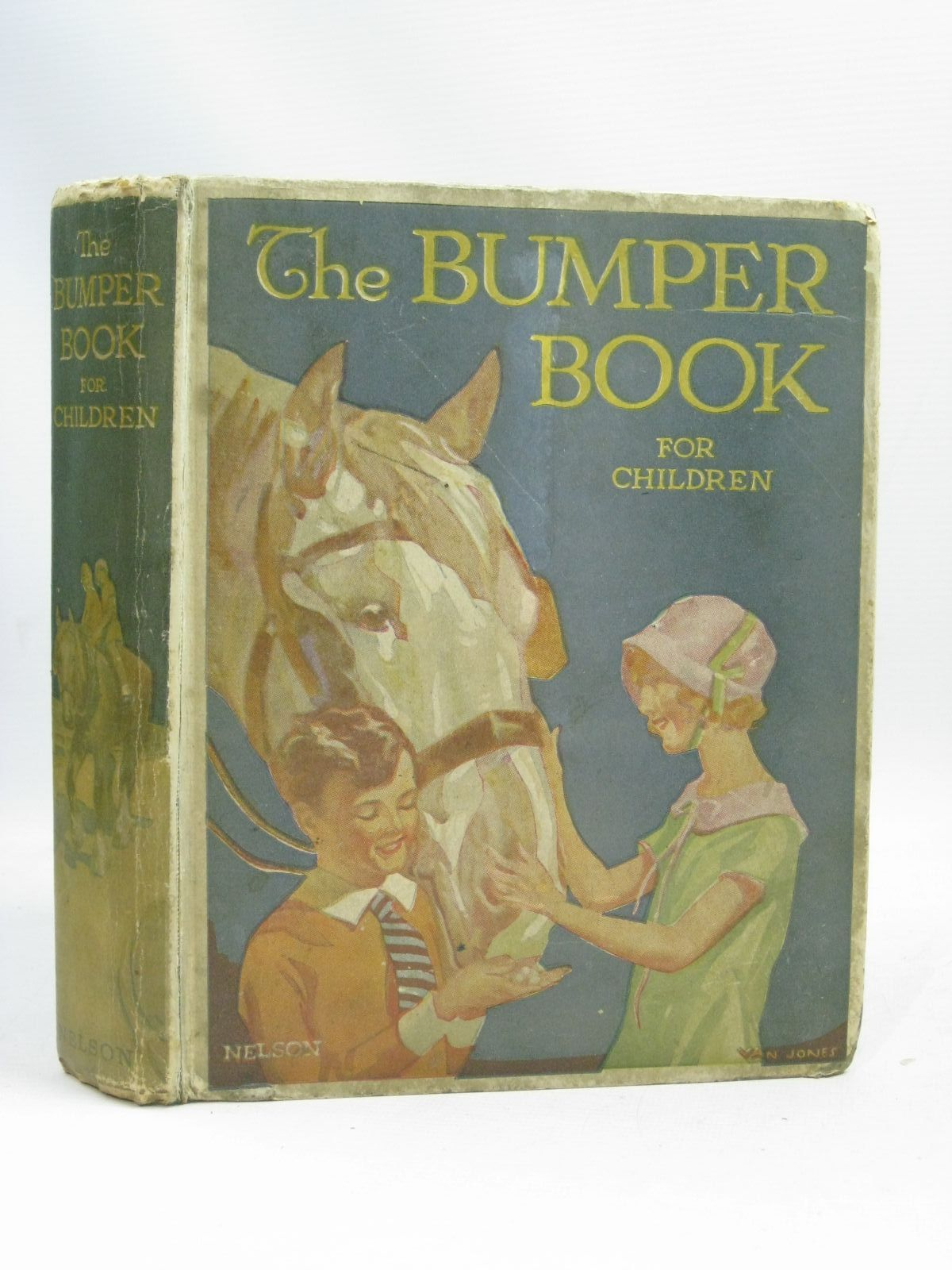 Photo of THE BUMPER BOOK FOR CHILDREN written by Newton, Dora