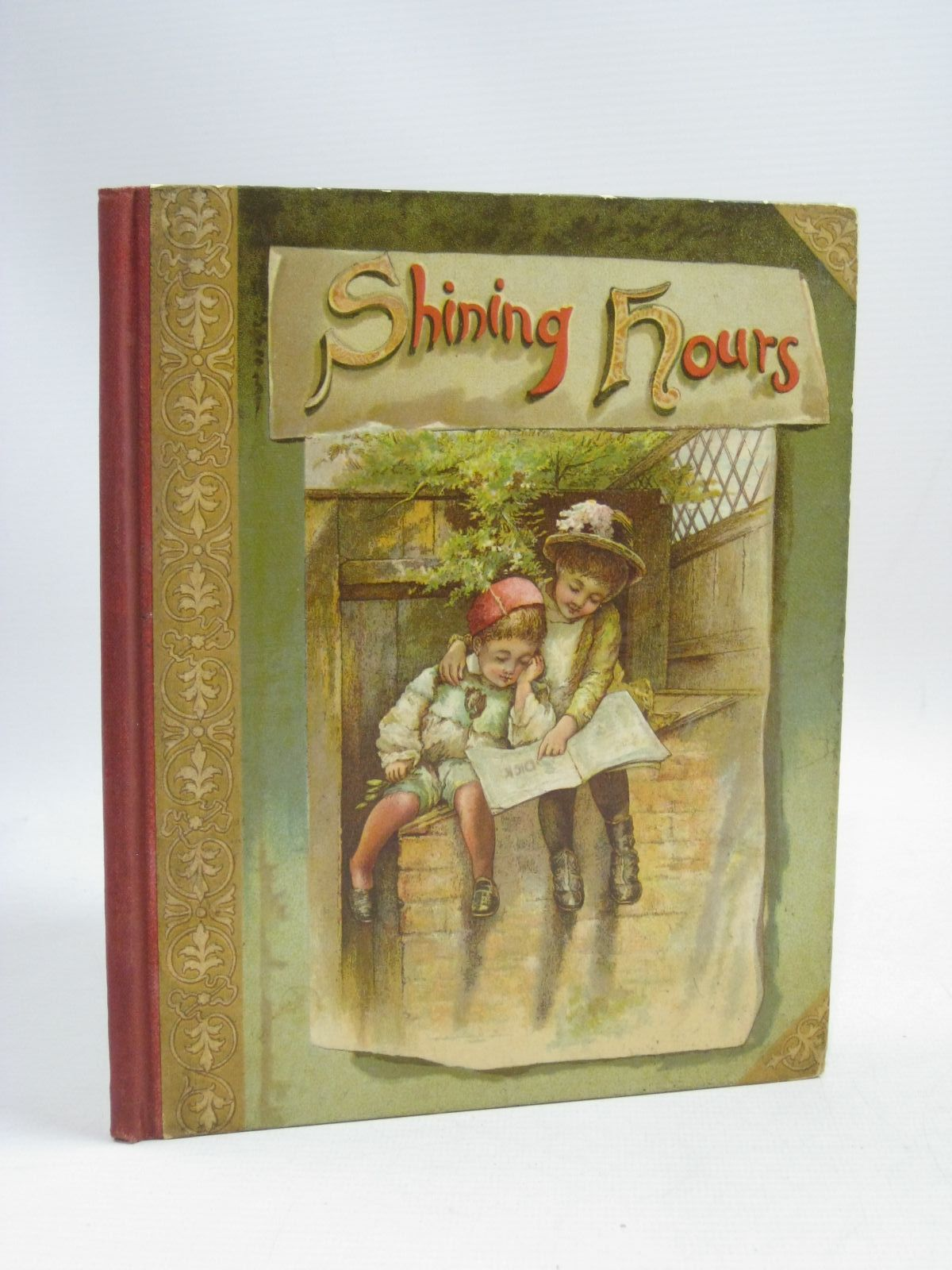 Photo of SHINING HOURS written by Bingham, Clifton Vredenburg, Edric et al, published by Ernest Nister (STOCK CODE: 1505896)  for sale by Stella & Rose's Books
