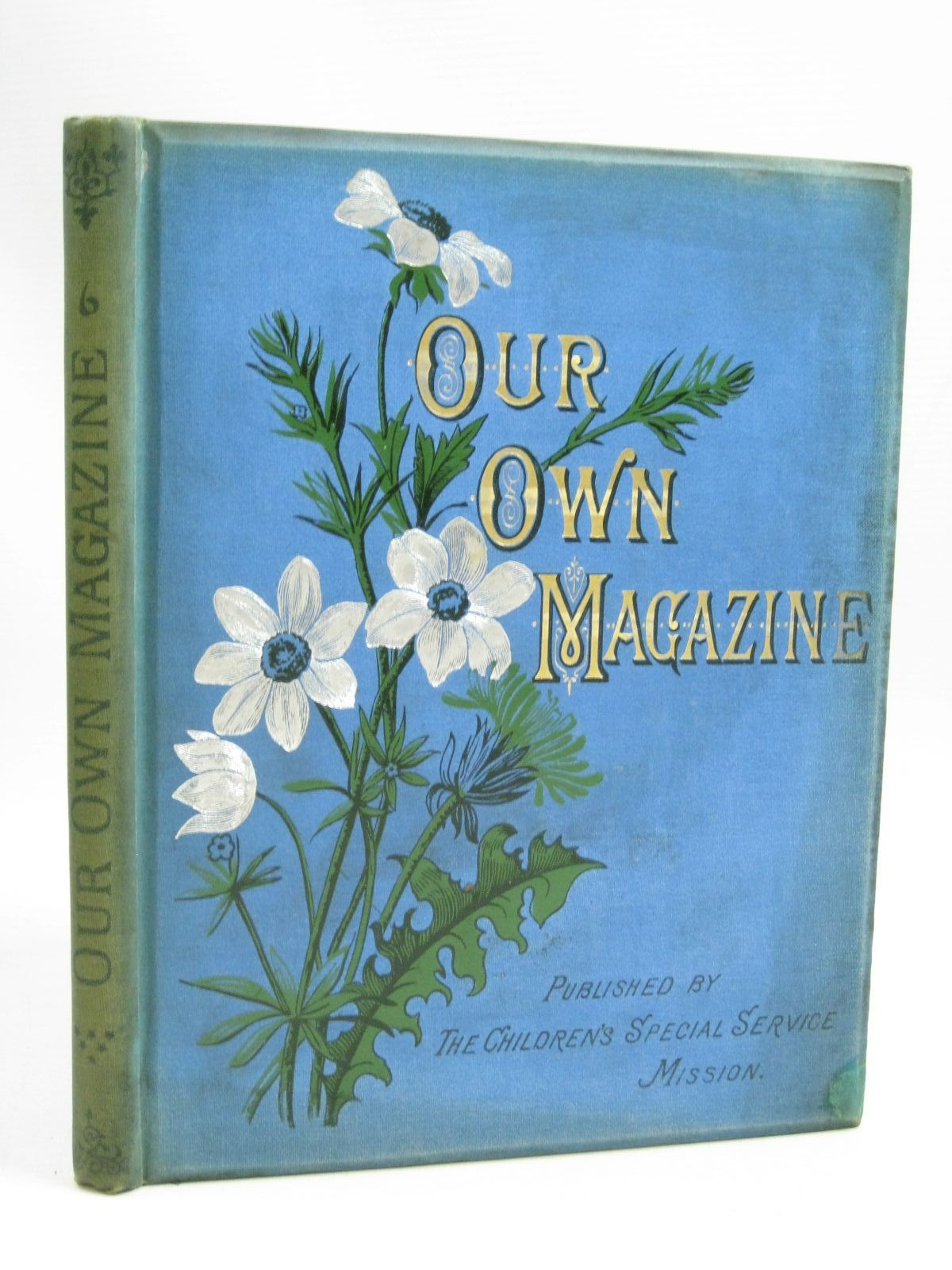 Photo of OUR OWN MAGAZINE VOLUME VI published by The Children's Special Service Mission (STOCK CODE: 1505900)  for sale by Stella & Rose's Books