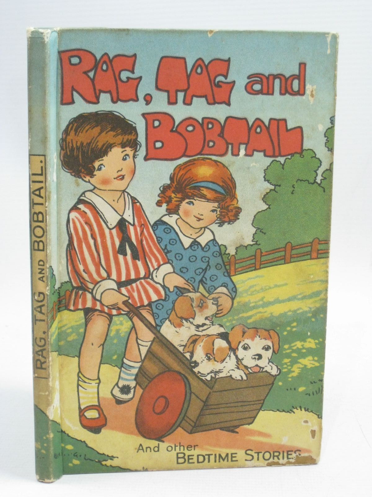 Photo of RAG, TAG AND BOBTAIL AND OTHER BEDTIME STORIES written by Barton, Anne (STOCK CODE: 1505935)  for sale by Stella & Rose's Books