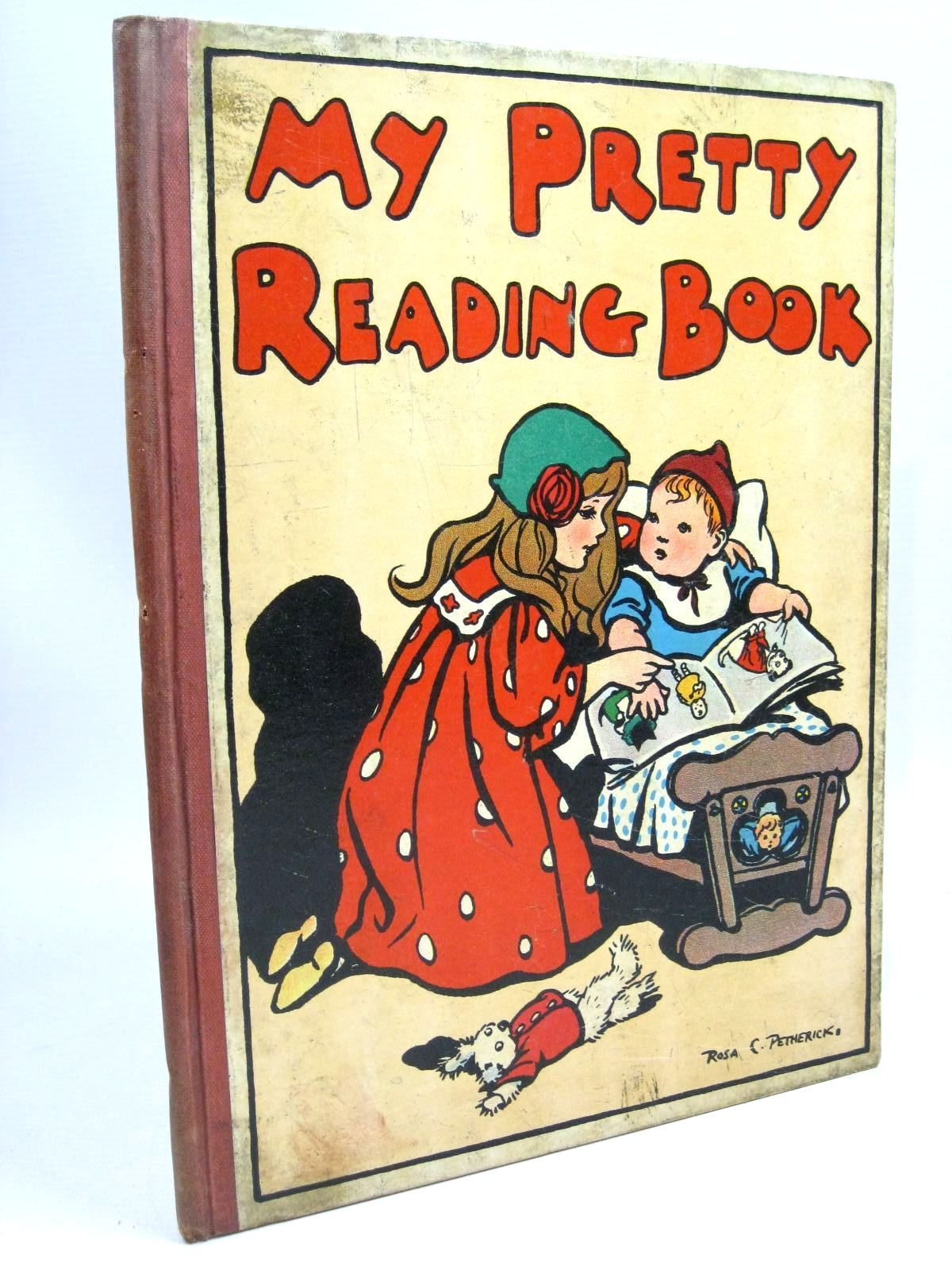 Photo of MY PRETTY READING BOOK written by Marsh, Mabel A. illustrated by Petherick, Rosa C.