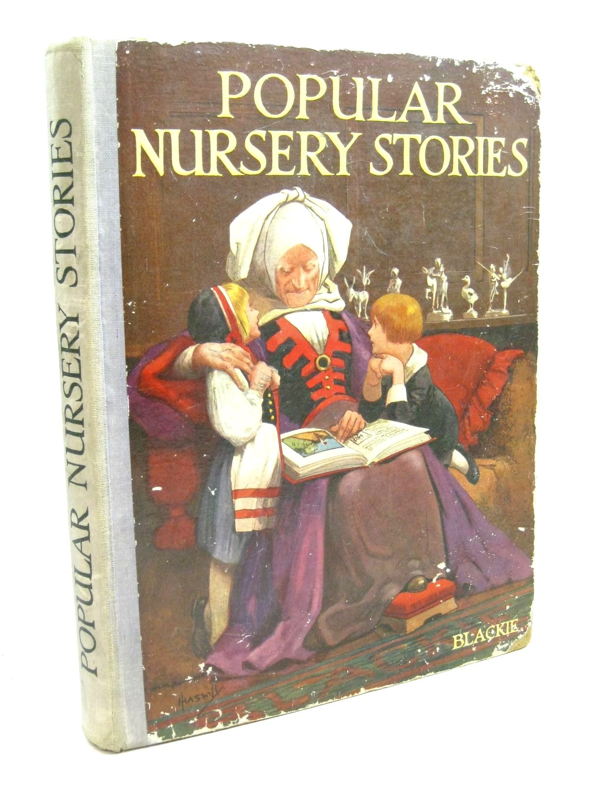 Photo of BLACKIE'S POPULAR NURSERY STORIES- Stock Number: 1505971