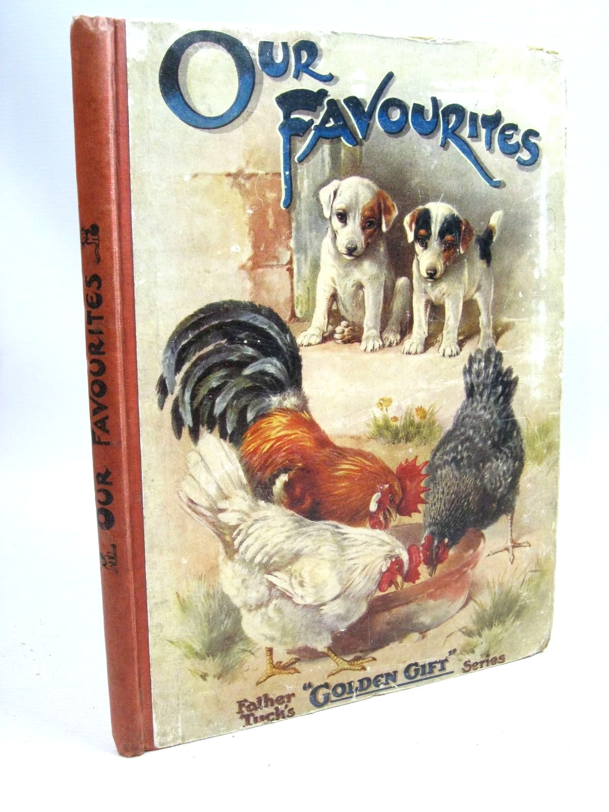 Photo of OUR FAVOURITES written by Vredenburg, Edric Hart, Hilda Floyd, Grace C. Scott-Hopper, Queenie Talbot, Ethel et al, illustrated by Bowley, A.L. Cobb, Ruth Kidman, Leigh Thompson, G.H. Wain, Louis et al., published by Raphael Tuck & Sons Ltd. (STOCK CODE: 1505975)  for sale by Stella & Rose's Books