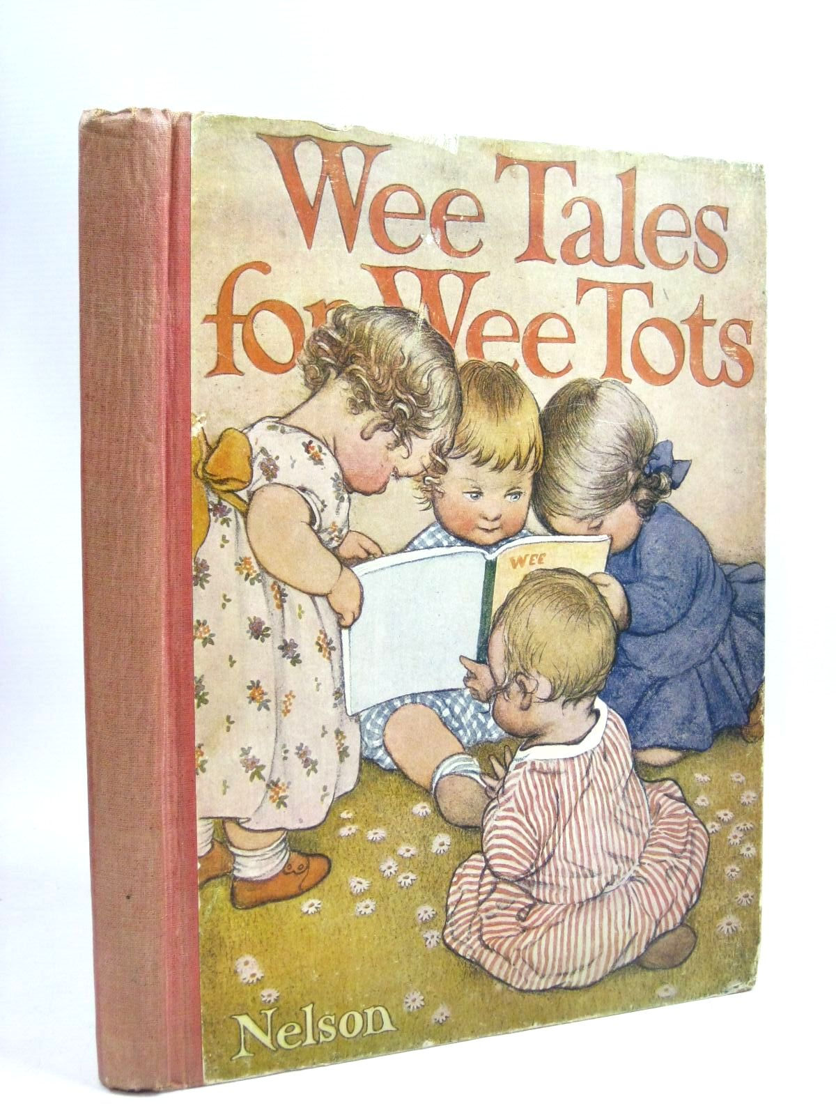 Photo of WEE TALES FOR WEE TOTS published by Thomas Nelson and Sons Ltd. (STOCK CODE: 1505979)  for sale by Stella & Rose's Books