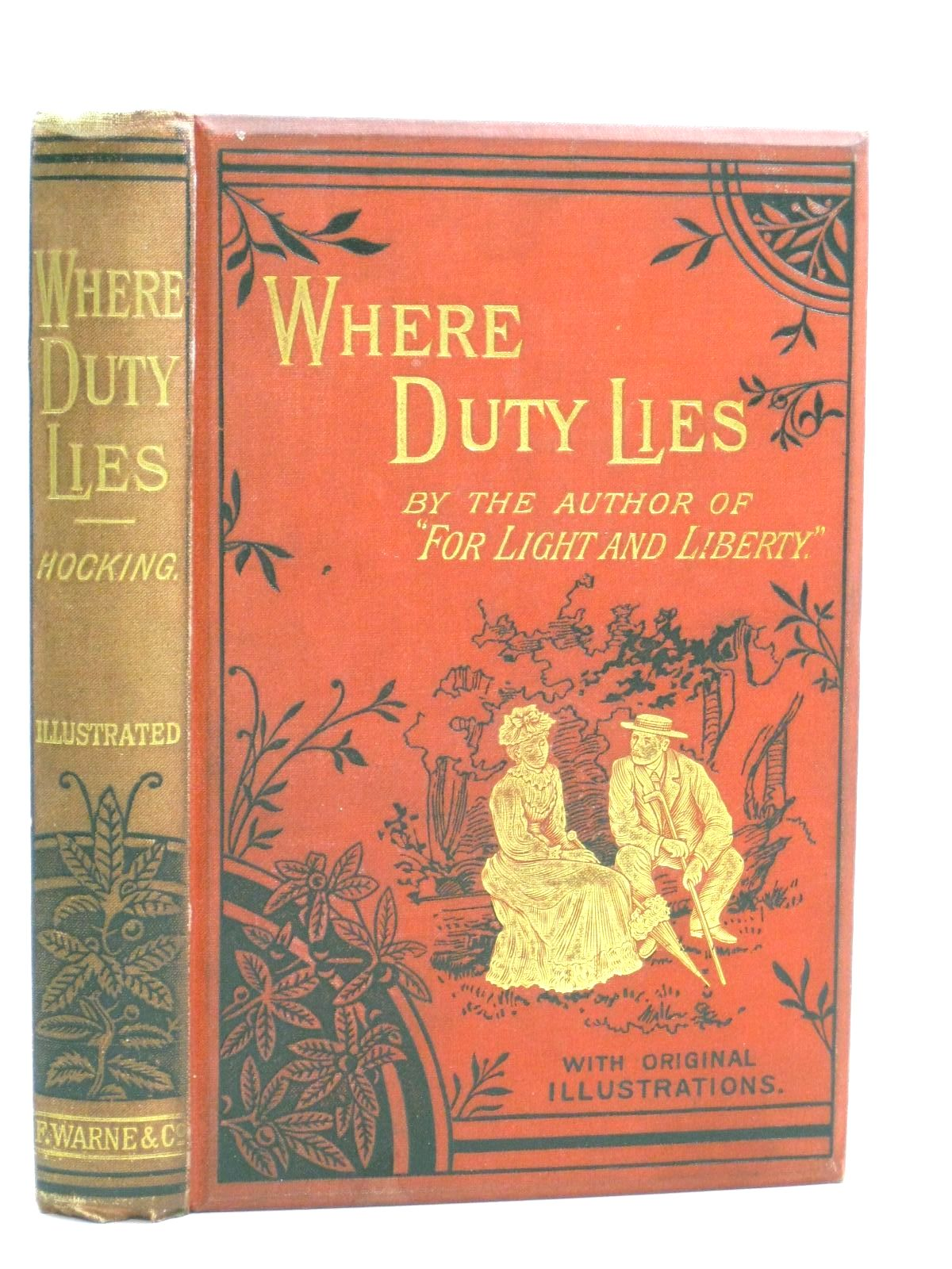 Photo of WHERE DUTY LIES- Stock Number: 1505985