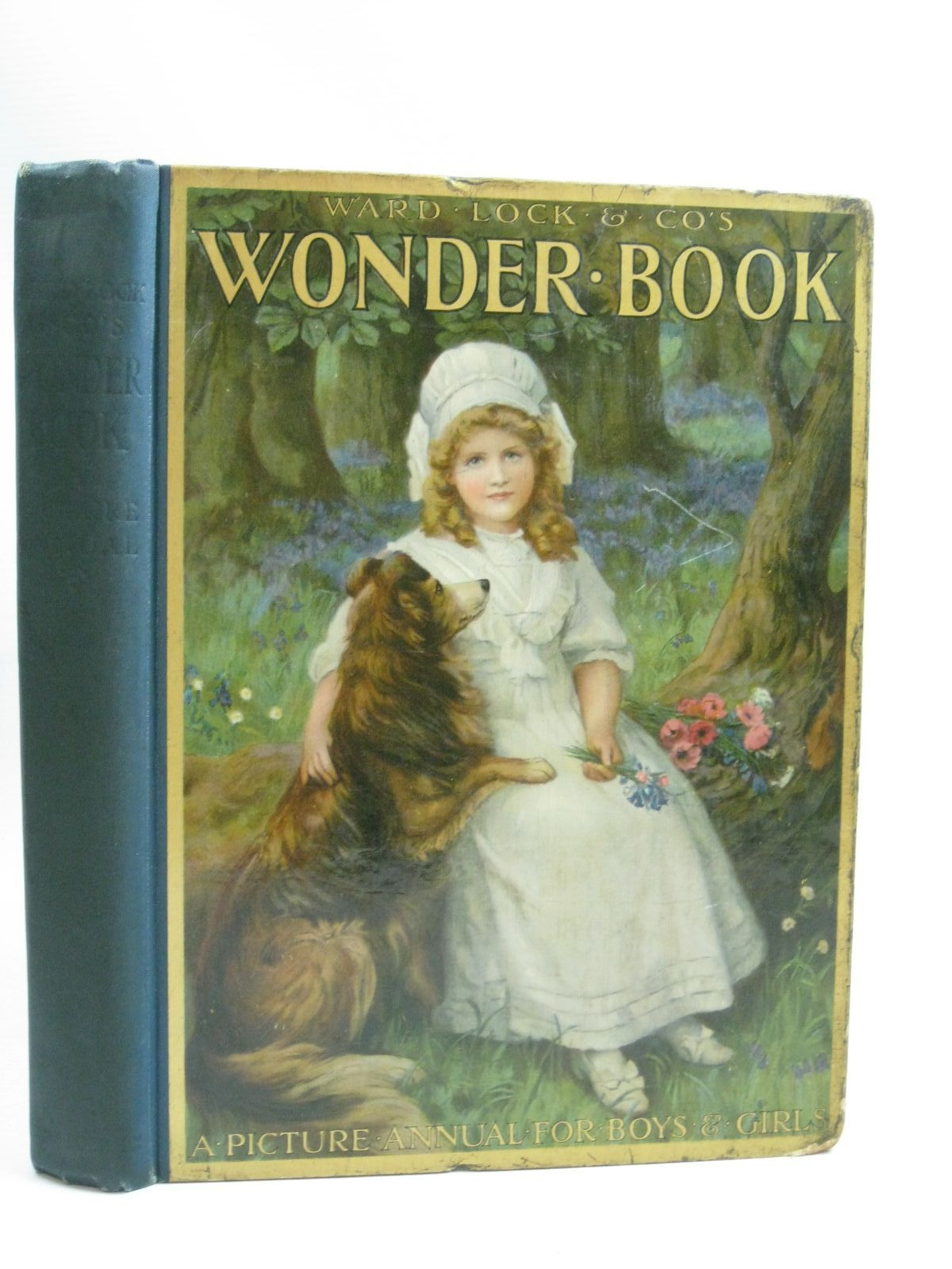 Photo of WARD LOCK & CO'S WONDER BOOK 1911 written by Golding, Harry Herbertson, Agnes Grozier Pope, Jessie Davidson, Gladys Harris, A.L. et al, illustrated by Pearse, S.B. Maybank, Thomas Pope, Jessie et al., published by Ward, Lock & Co. Ltd. (STOCK CODE: 1506006)  for sale by Stella & Rose's Books