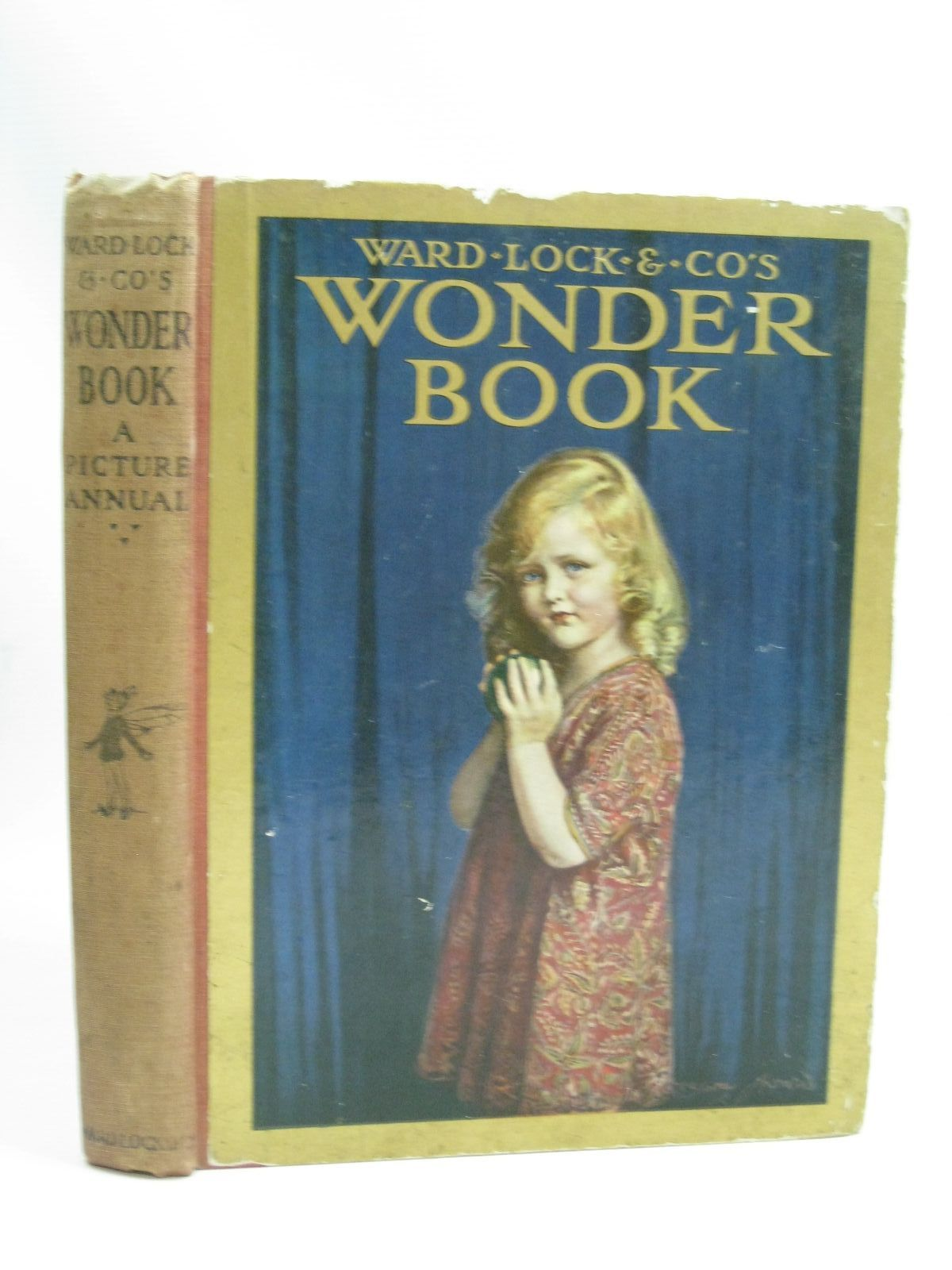 Photo of WARD LOCK & CO'S WONDER BOOK 1923 written by Golding, Harry Wynne, May Rutley, Cecily M. Inchfawn, Fay et al, illustrated by Tarrant, Margaret Anderson, Anne Aris, Ernest A. et al., published by Ward, Lock & Co. Limited (STOCK CODE: 1506007)  for sale by Stella & Rose's Books