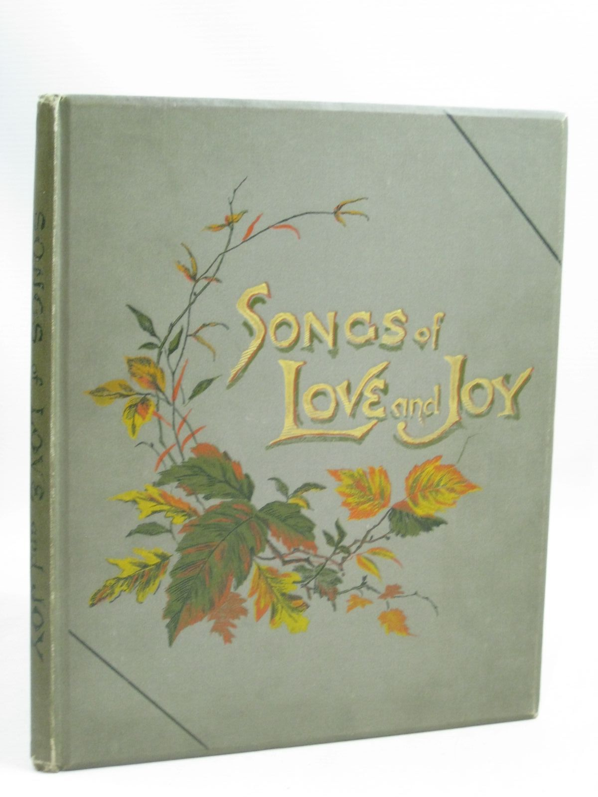Photo of SONGS OF LOVE AND JOY- Stock Number: 1506022