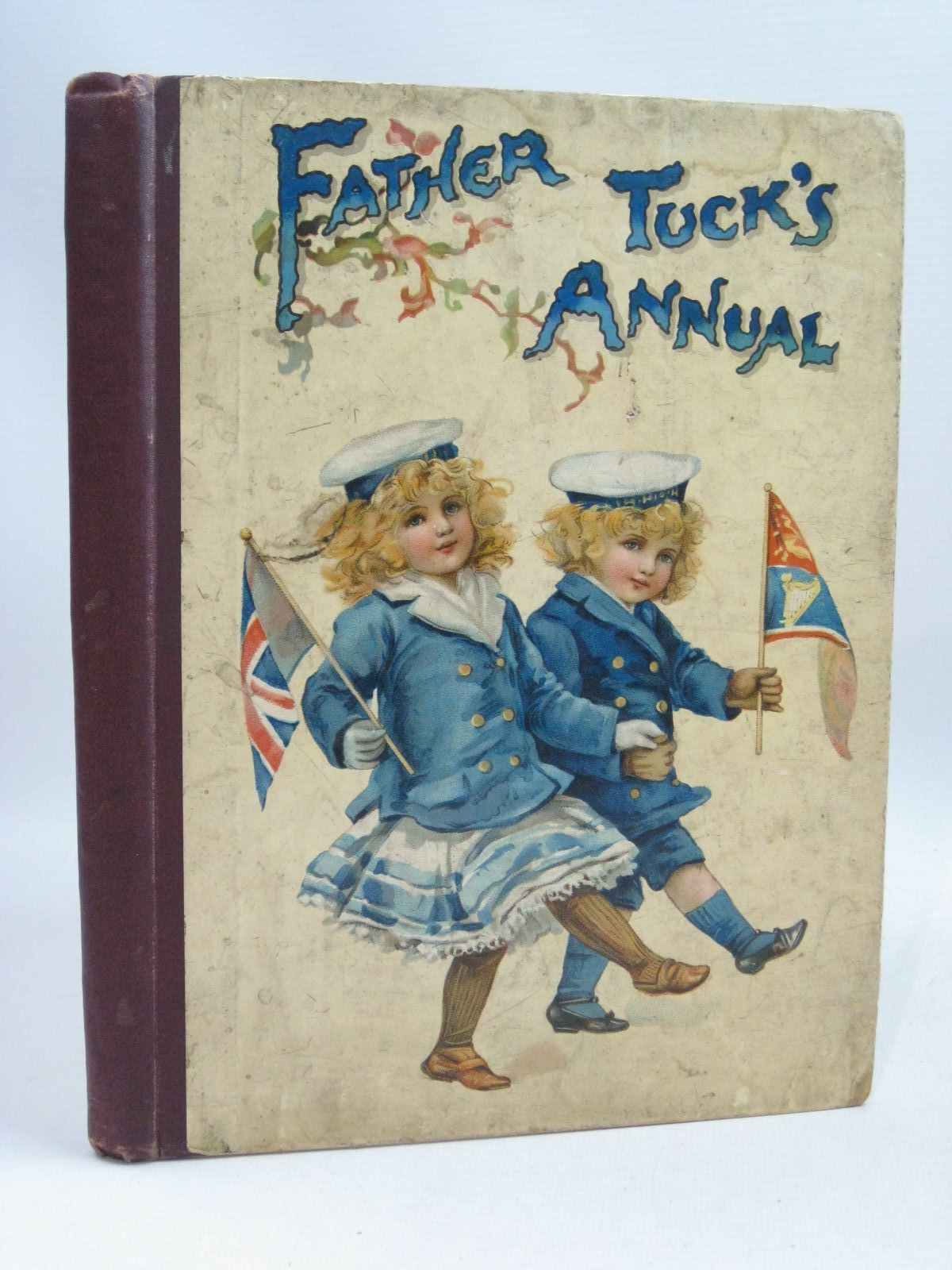 Photo of FATHER TUCK'S ANNUAL FOR 1903- Stock Number: 1506038