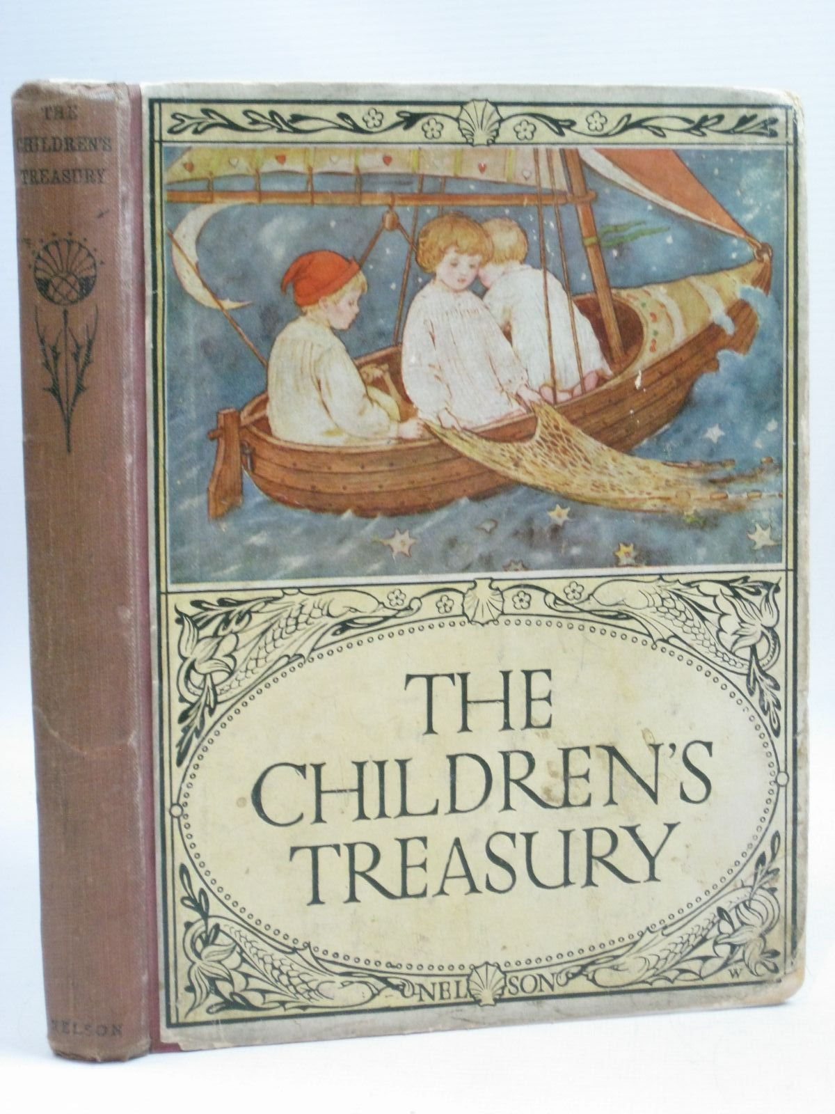 Photo of THE CHILDREN'S TREASURY OF PICTURES AND STORIES No. XVIII written by Talbot, Ethel Brazil, Angela Hudson, Robert et al, Shirley, Edward illustrated by Anderson, Anne et al., published by Thomas Nelson and Sons Ltd. (STOCK CODE: 1506094)  for sale by Stella & Rose's Books