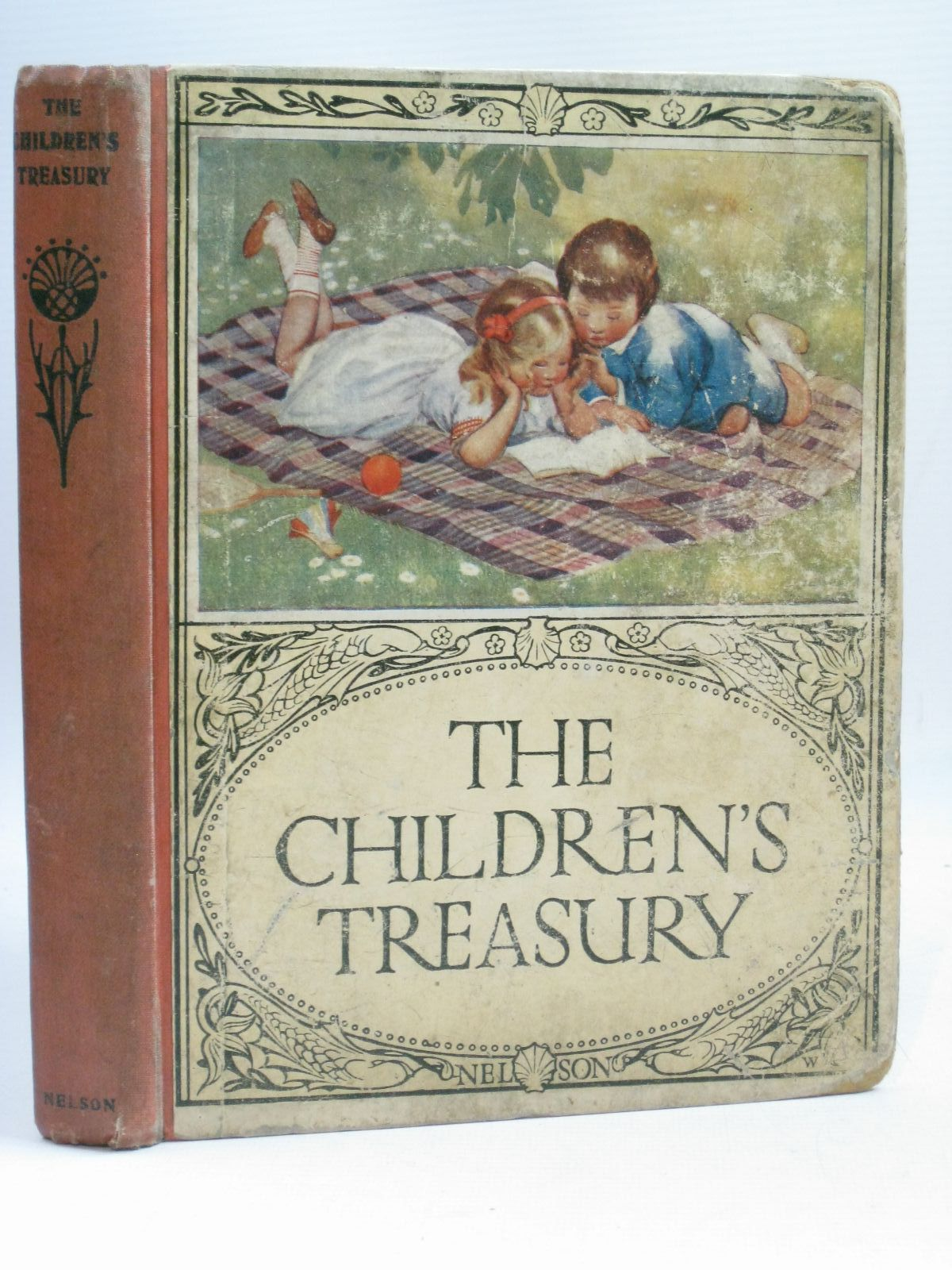 Photo of THE CHILDRENS TREASURY NO. XXII- Stock Number: 1506095