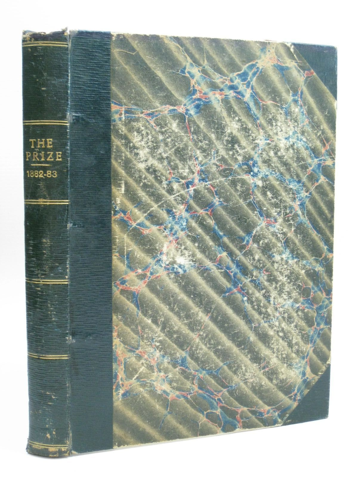 Photo of THE PRIZE FOR GIRLS AND BOYS 1882-1883 published by Wells Gardner, Darton & Co. (STOCK CODE: 1506104)  for sale by Stella & Rose's Books