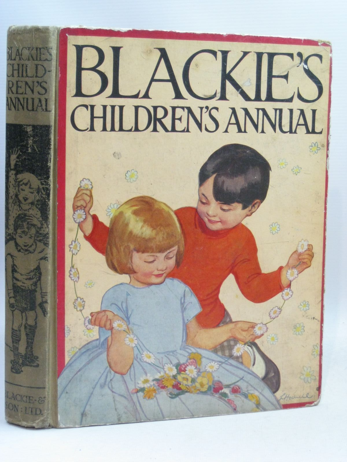 Photo of BLACKIE'S CHILDREN'S ANNUAL 20TH YEAR written by Barnes, Madeline Heward, Constance Talbot, Ethel et al,  illustrated by Brisley, Nina K. Attwell, Mabel Lucie Barker, Cicely Mary et al.,  published by Blackie & Son Ltd. (STOCK CODE: 1506151)  for sale by Stella & Rose's Books