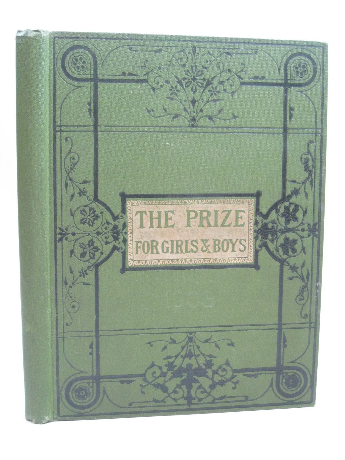 Photo of THE PRIZE FOR GIRLS AND BOYS 1903- Stock Number: 1506235