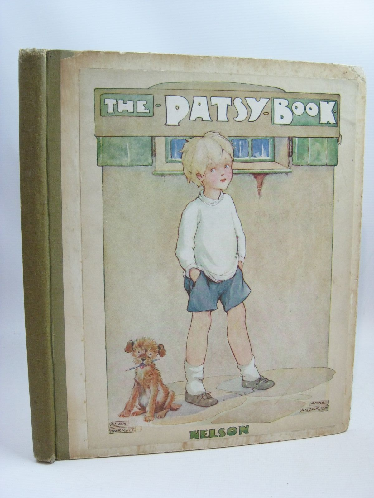 Photo of THE PATSY BOOK- Stock Number: 1506246