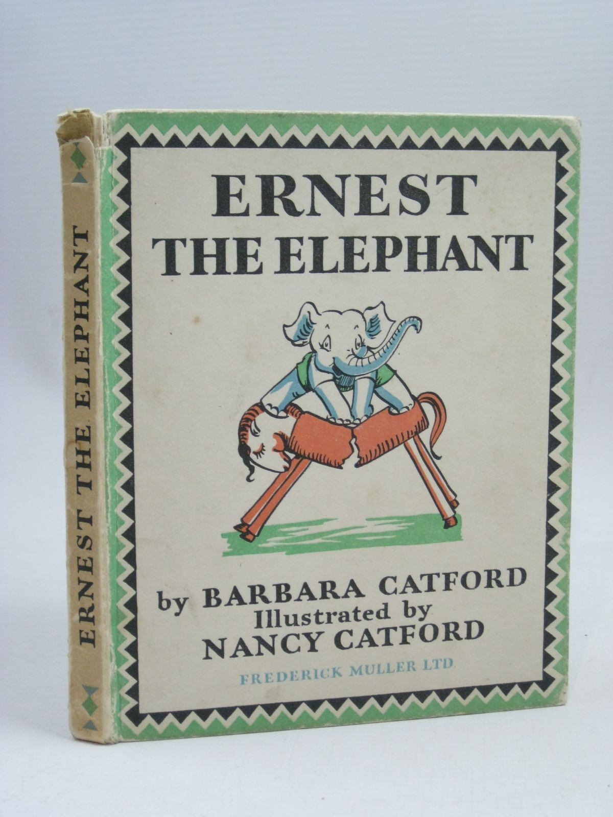 Photo of ERNEST THE ELEPHANT- Stock Number: 1506316