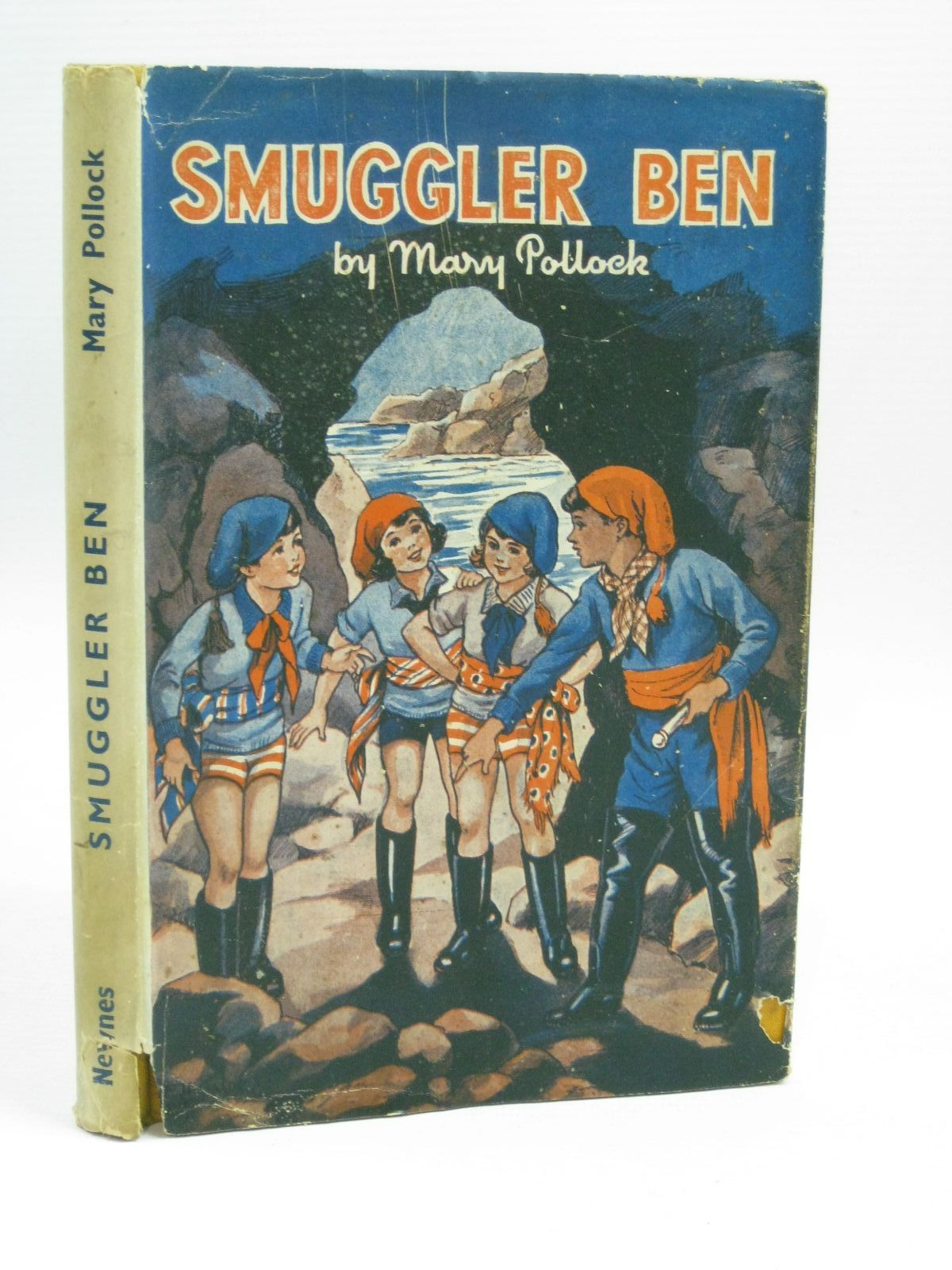 Photo of SMUGGLER BEN written by Blyton, Enid