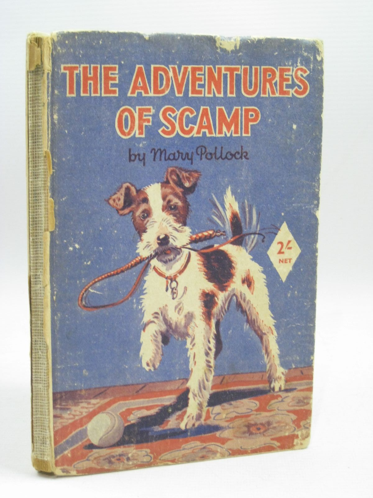 Photo of THE ADVENTURES OF SCAMP written by Pollock, Mary Blyton, Enid published by George Newnes Limited (STOCK CODE: 1506344)  for sale by Stella & Rose's Books