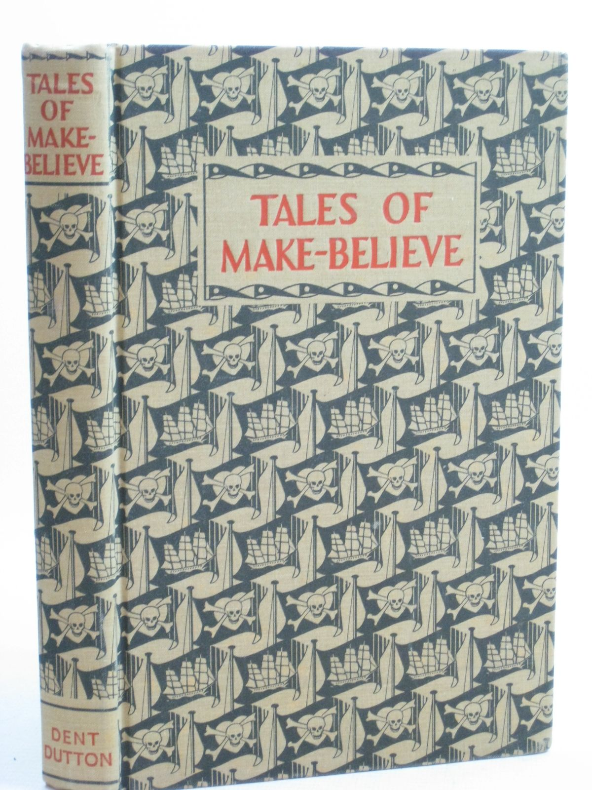 Photo of TALES OF MAKE-BELIEVE written by Green, Roger Lancelyn illustrated by Toothill, Harry published by J.M. Dent & Sons Ltd. (STOCK CODE: 1506454)  for sale by Stella & Rose's Books