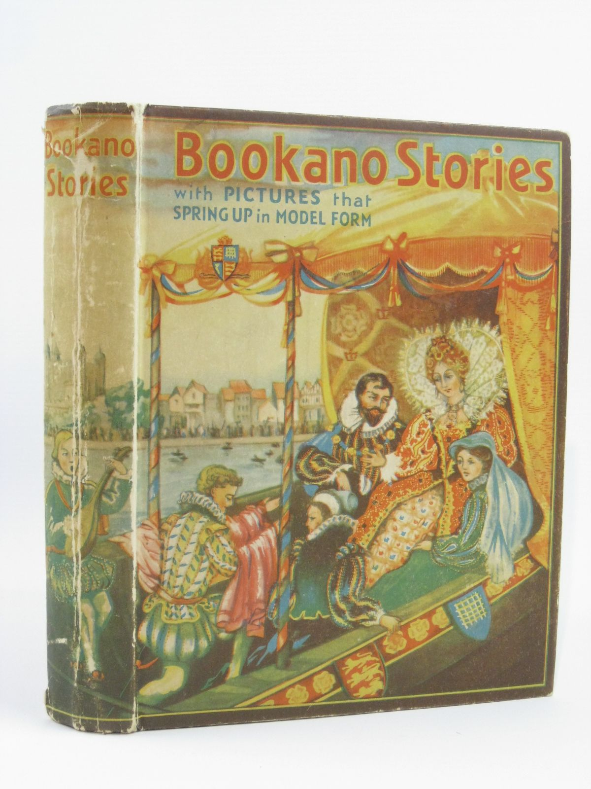 Photo of BOOKANO STORIES NO. 4- Stock Number: 1506496